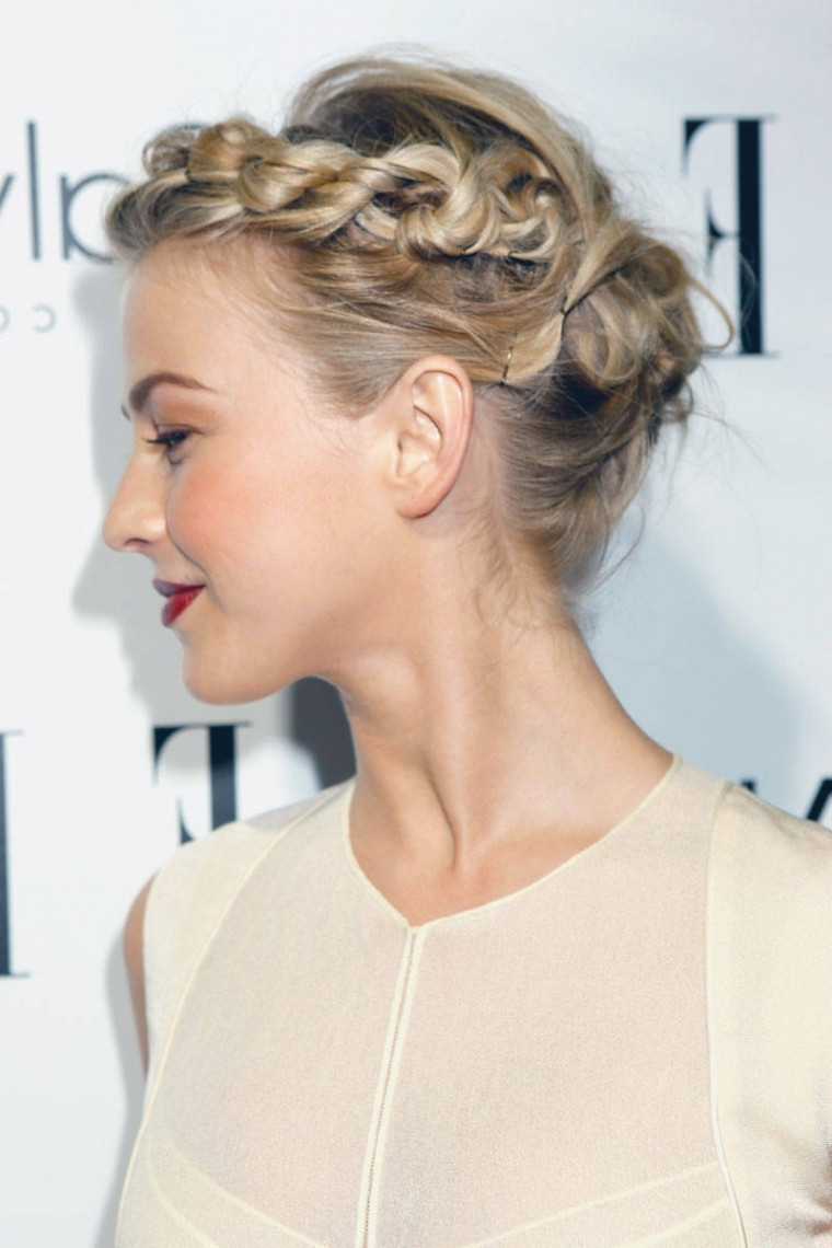 Featured Photo of Wedding Hairstyles For Short Blonde Hair