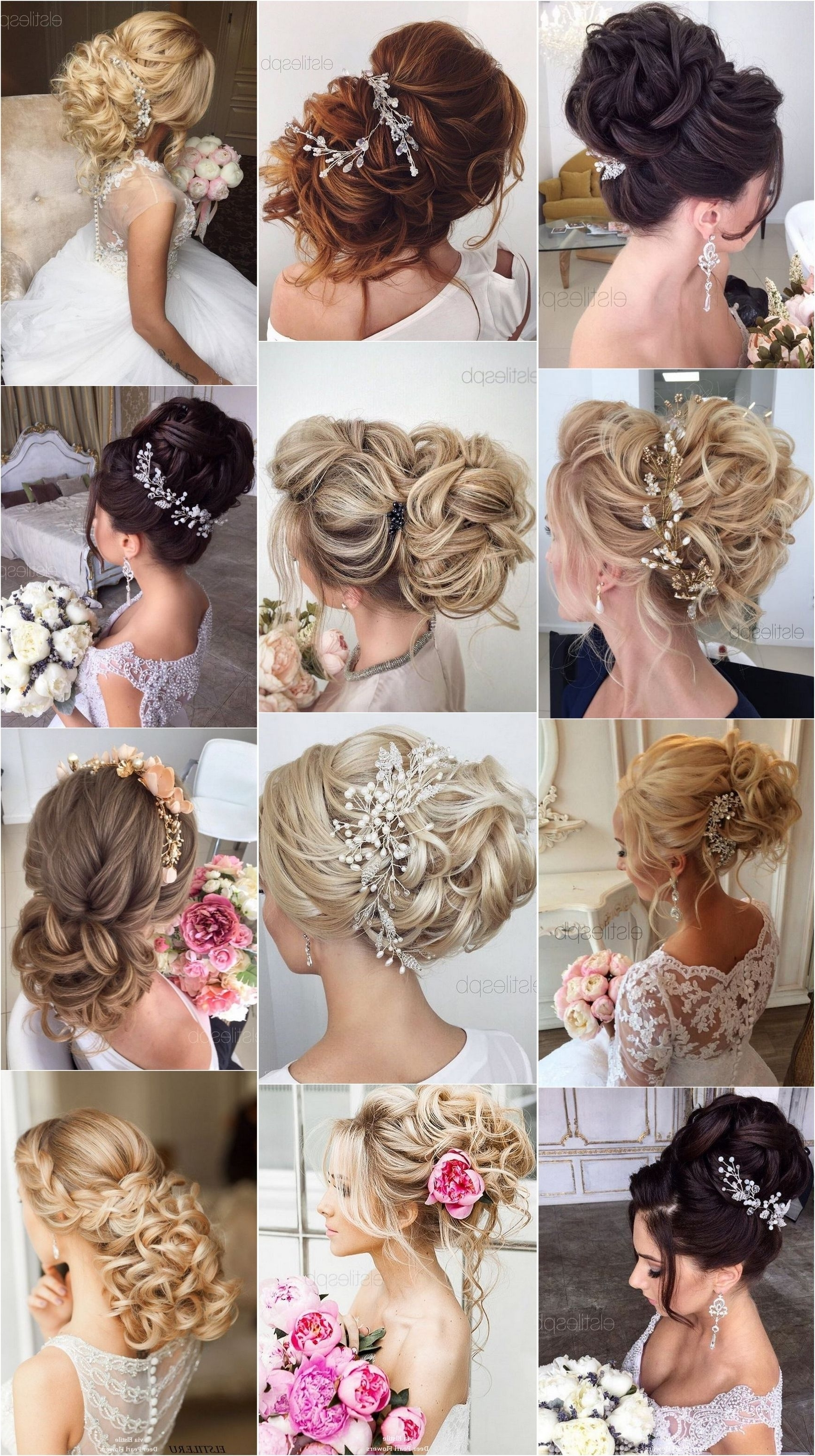 Elstile Long Wedding Hairstyle Inspiration (Gallery 1 of 15)