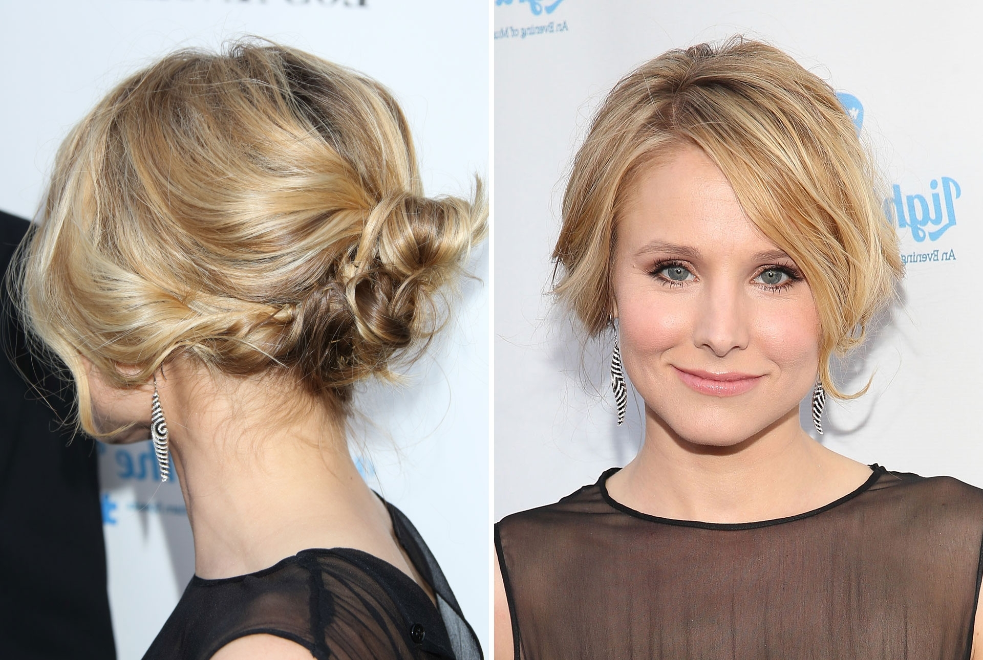 Featured Photo of Easy Wedding Guest Hairstyles For Short Hair