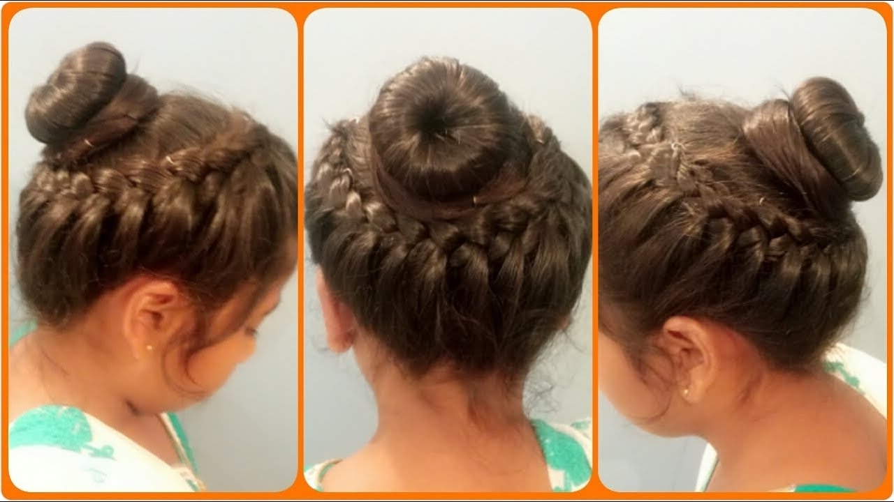 Famous Wedding Hairstyles For Long Hair With Crown For Crown Braid Tutorial (View 7 of 15)