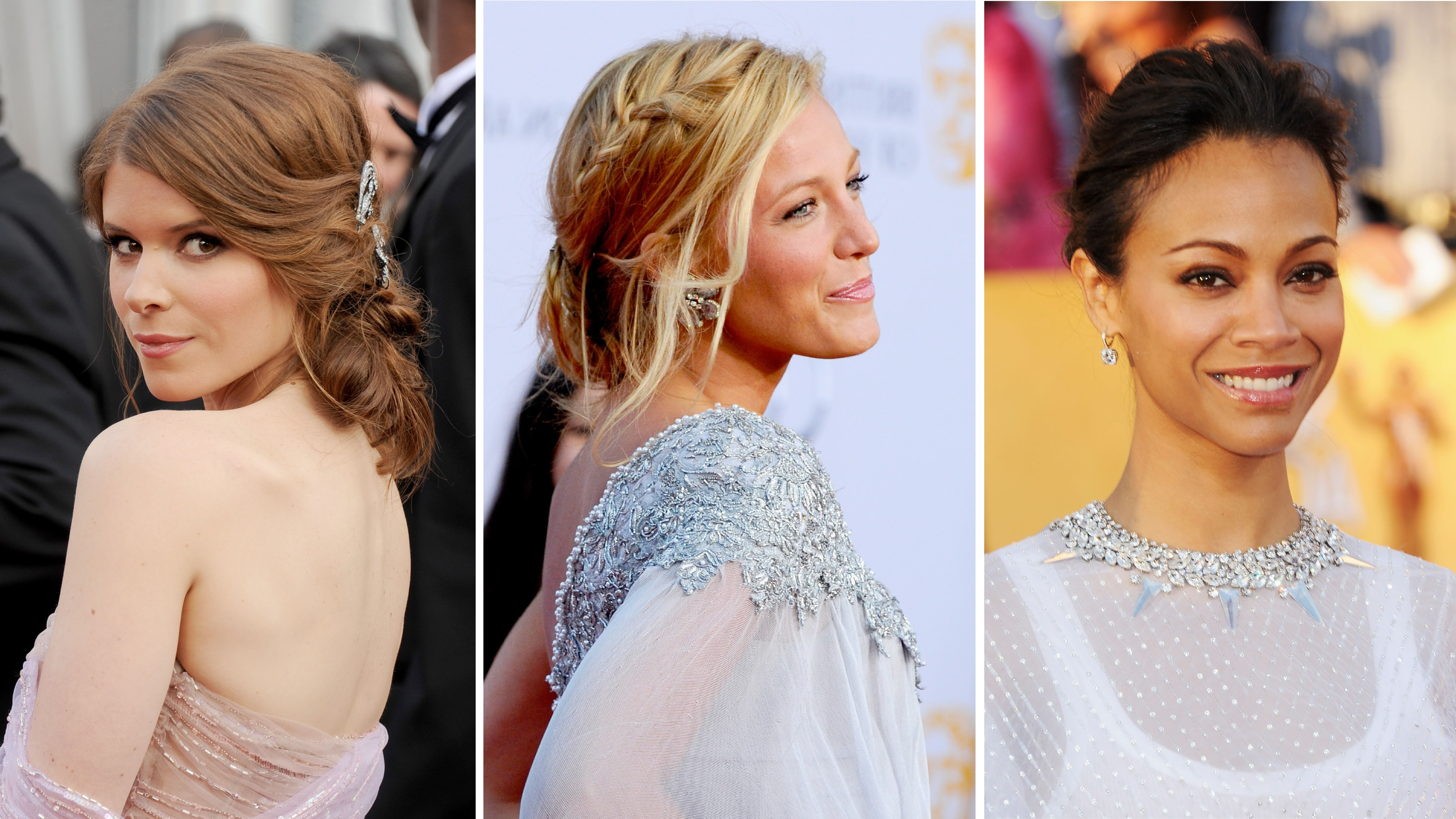 Famous Wedding Hairstyles For Round Shaped Faces Within 17 Wedding Hairstyles To Try For Every Length (View 3 of 15)