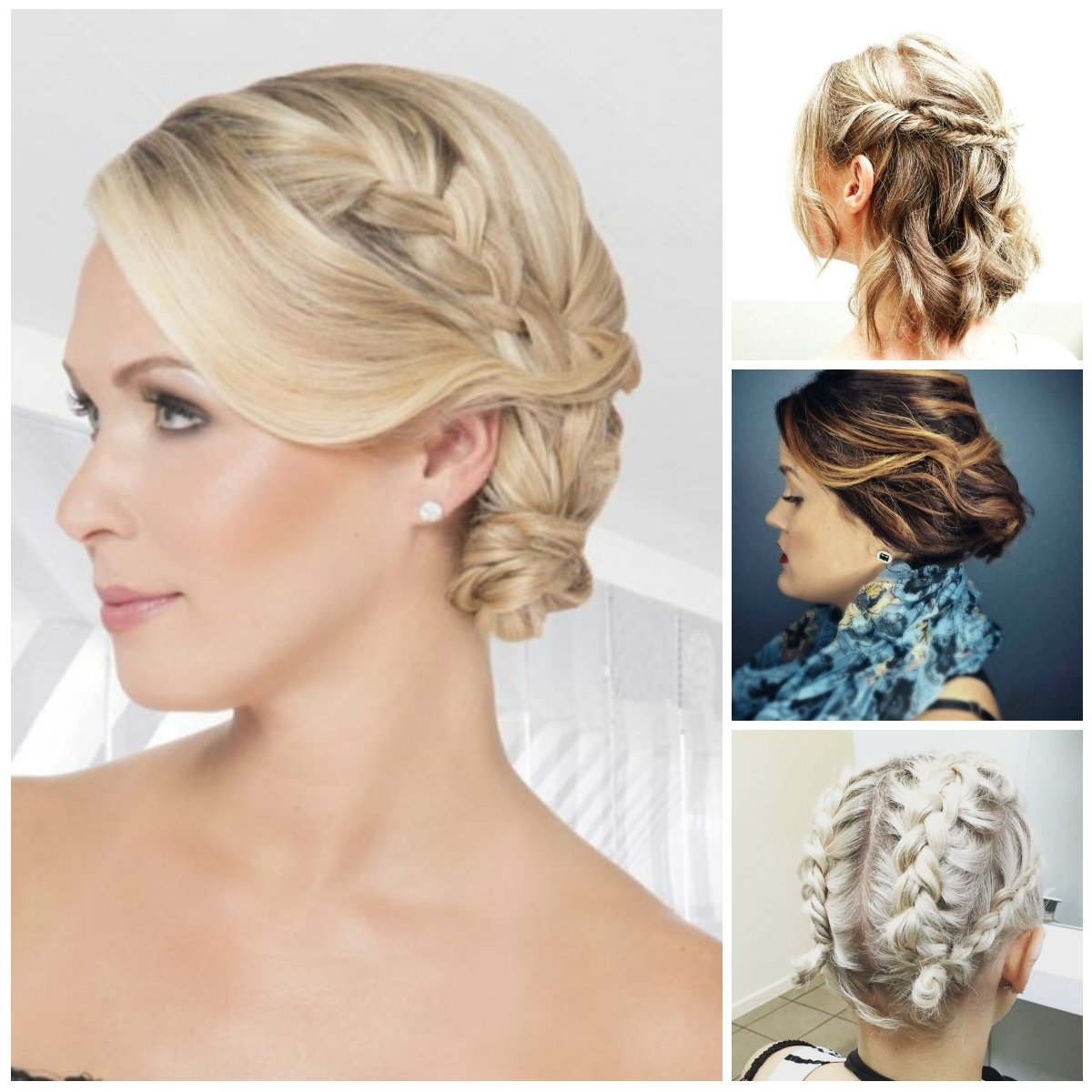 Fashion Blog With Trendy Classic Wedding Hairstyles For Short Hair (View 3 of 15)
