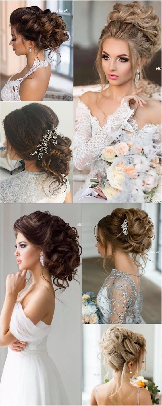 Fashionable Elstile Wedding Hairstyles For Long Hair Intended For Featured Hairstyle: Elstile; Www (View 12 of 15)