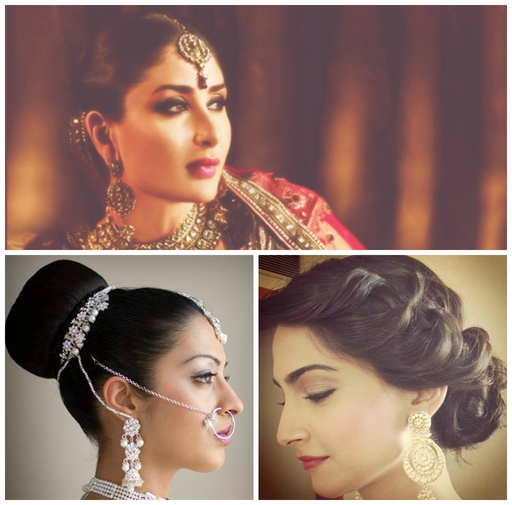 Fashionable Indian Wedding Hairstyles For Shoulder Length Hair Intended For Hairstyles For Shoulder Length Hair For Indian Wedding Good Medium (View 5 of 15)