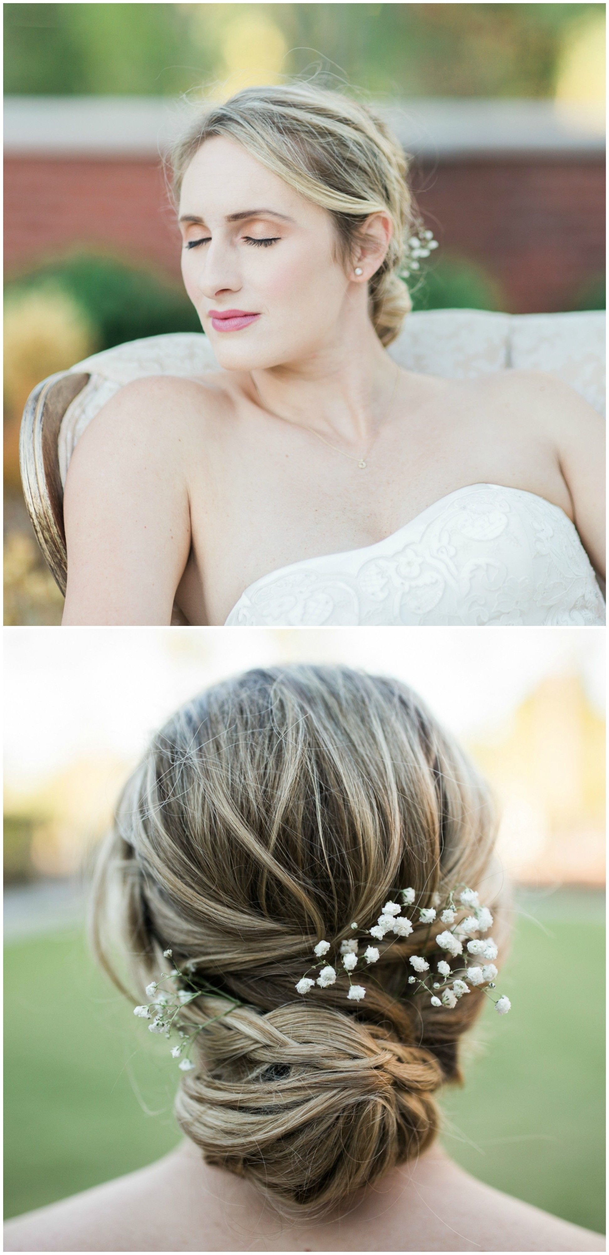 Fashionable Relaxed Wedding Hairstyles Throughout The Smarter Way To Wed (View 7 of 15)