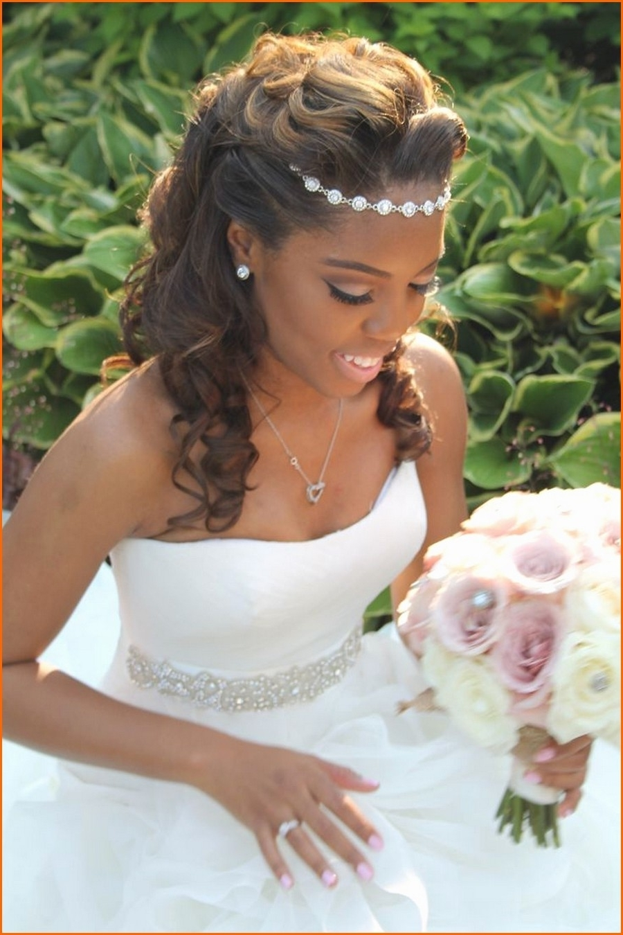 Fashionable Wedding Hairstyles For Black Girl Regarding New Wedding Hairstyles For Black Women 2018 (9) – Hairstyles, Easy (View 4 of 15)