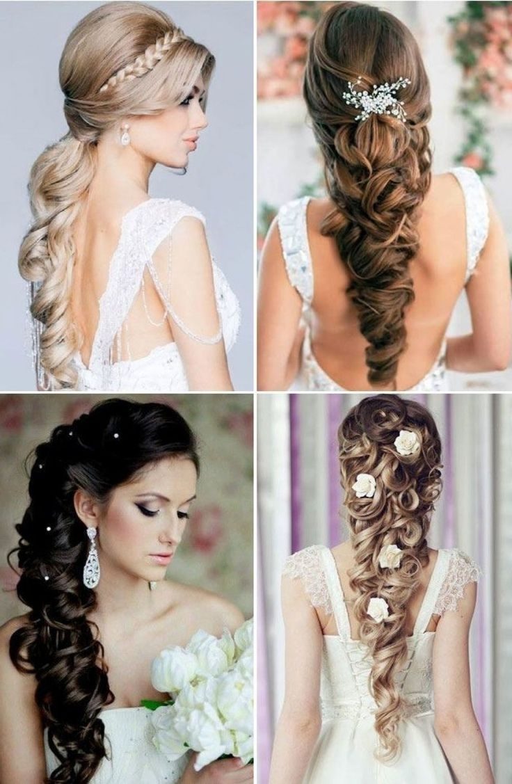 Fashionable Wedding Hairstyles For Long Black Hair Regarding 28 Best Updo Hairstyles Images On Pinterest (View 6 of 15)