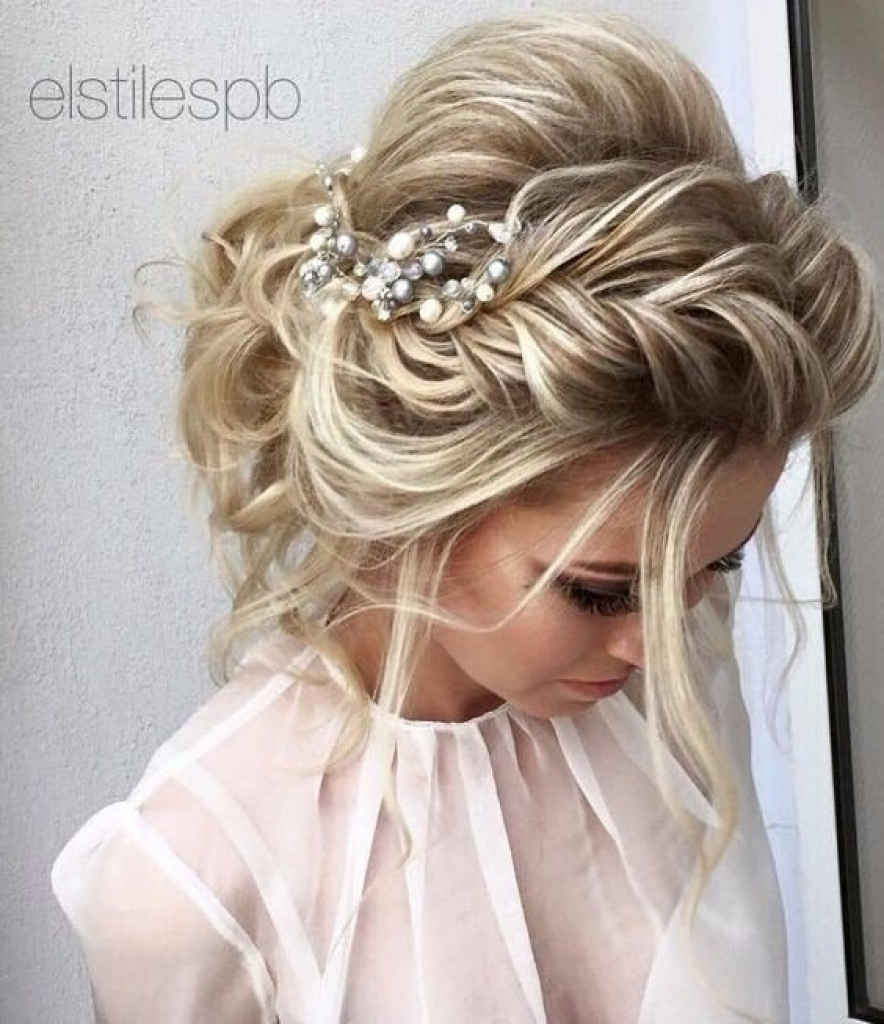 Fashionable Wedding Hairstyles For Long Blonde Hair Inside Wedding Hairstyles Long Blonde Hair Best 25 Blonde Wedding (View 13 of 15)