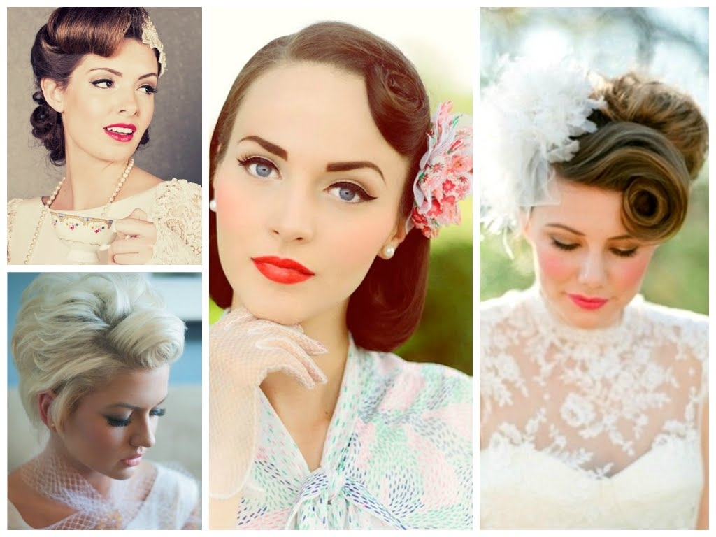 Fashionable Wedding Hairstyles That You Can Do Yourself With Regard To Wedding Hairstyles You Can Do Yourself (View 8 of 15)