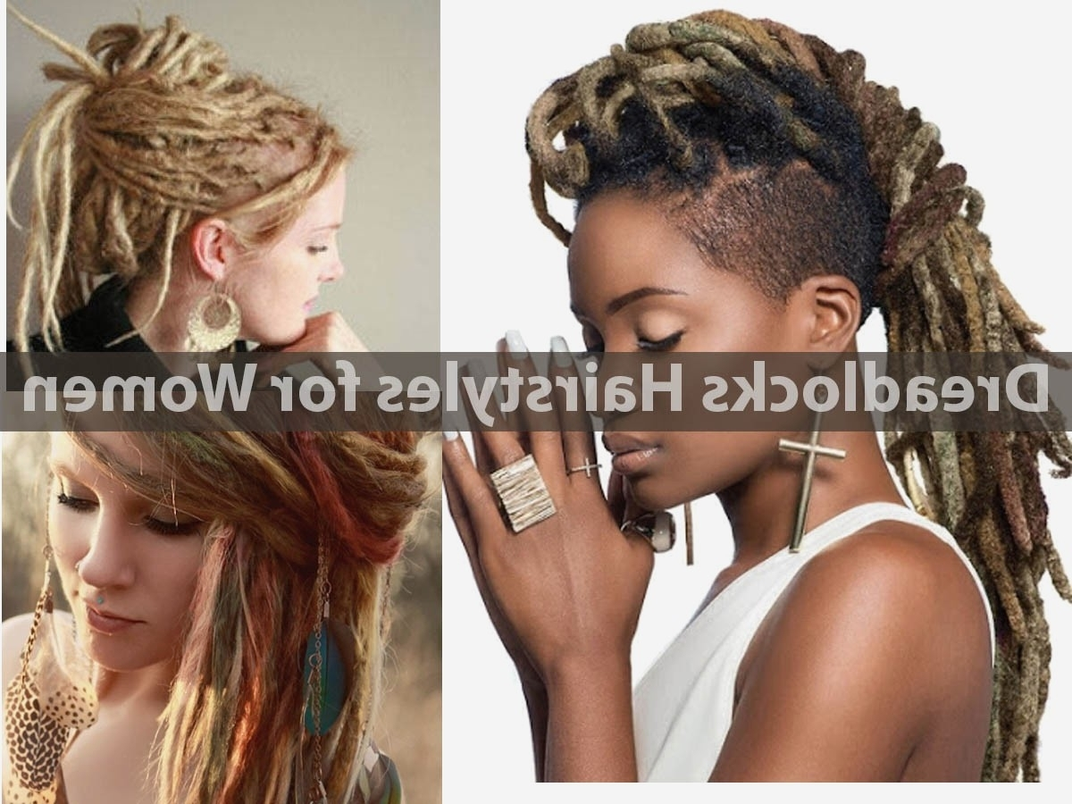 Fashionable Wedding Hairstyles With Dreads In Wedding Hairstyles : Awesome Wedding Hairstyles For Dreadlocks Ideas (View 15 of 15)