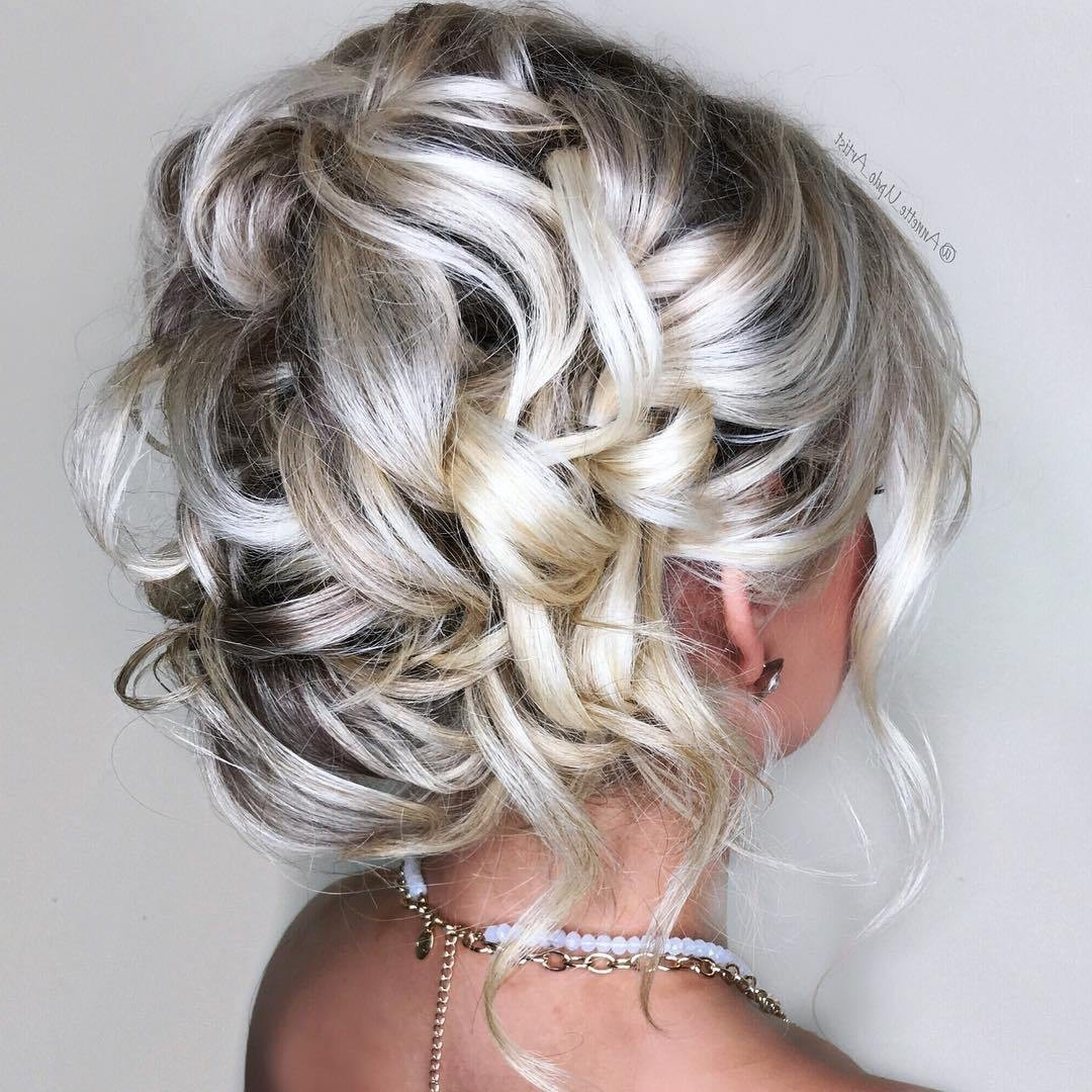 Fashionable Wedding Updos For Long Hair Bridesmaids With Regard To 40 Irresistible Hairstyles For Brides And Bridesmaids (View 3 of 15)