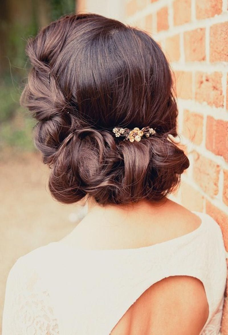 Favorite Chignon Wedding Hairstyles In The Complete Wedding Hairstyles Guide (View 7 of 15)