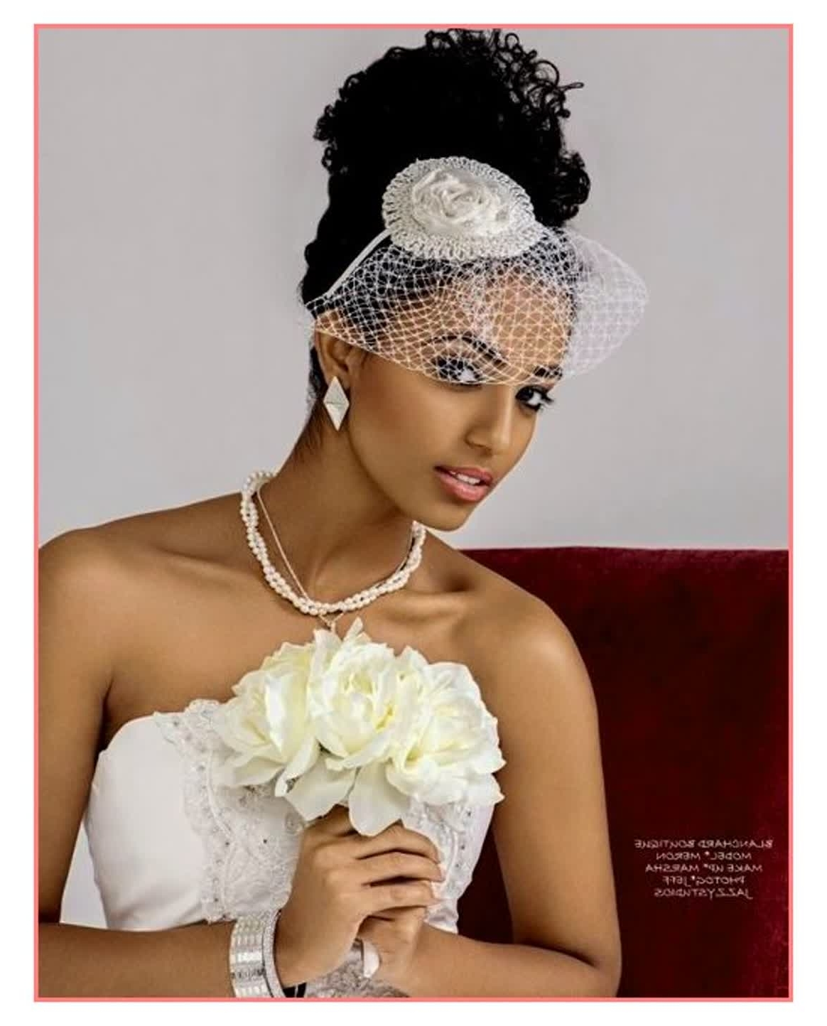 Favorite Ethiopian Wedding Hairstyles In Best Ethiopian Hairstyle For Wedding – Best Hairstyles For Women In  (View 8 of 15)