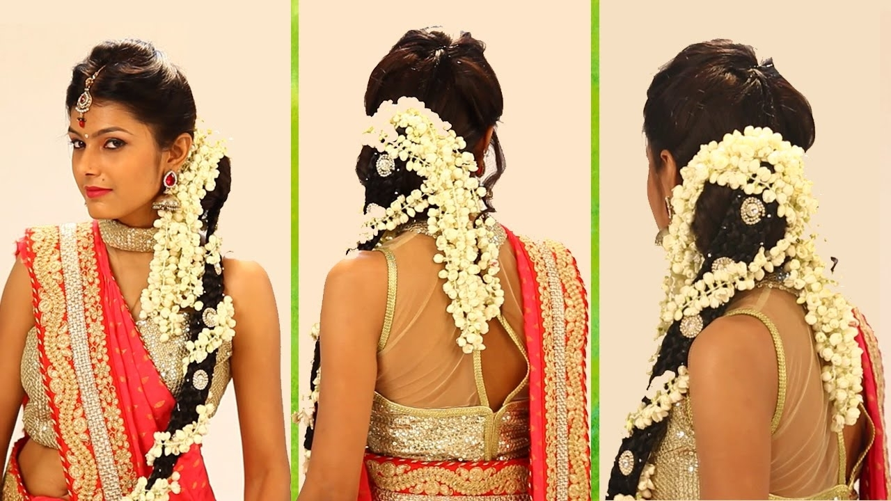 Featured Photo of North Indian Wedding Hairstyles For Long Hair