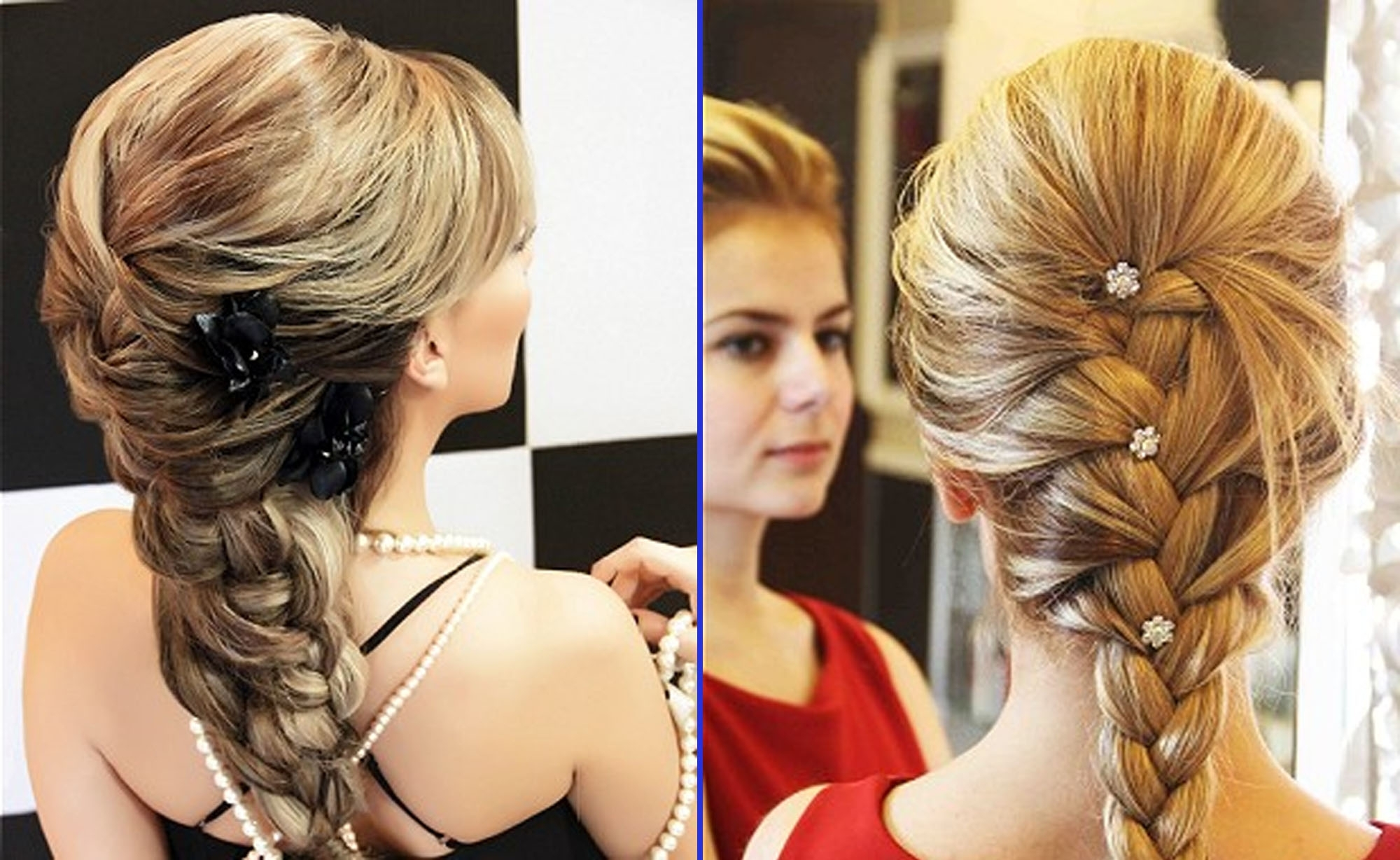 Favorite Quick Wedding Hairstyles Within Ponytail Summer Braids Styles Hairstyles For Quick Easy Women (View 9 of 15)