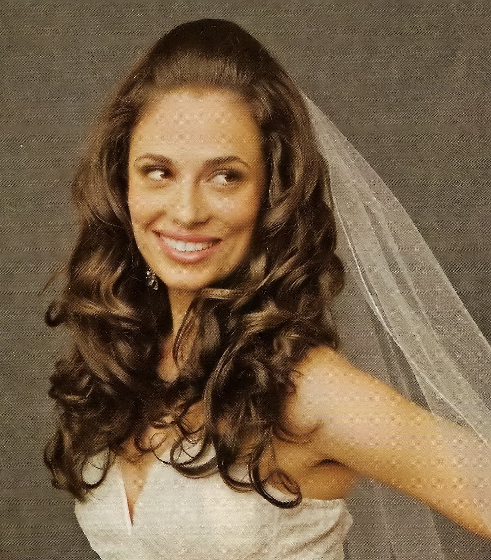 Favorite Wedding Hairstyles For Long Loose Curls Hair With Regard To Curly Hair For Wedding Wedding Hairstyles For Long Curly Hair (View 13 of 15)