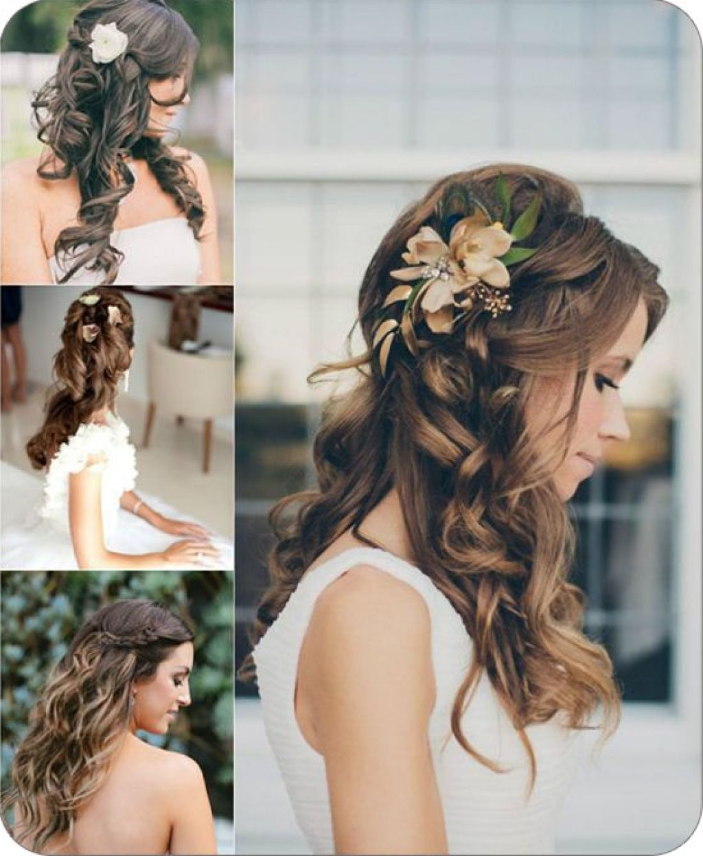 Favorite Wedding Hairstyles With Ombre In Vintage Ombre Hair For Wedding Ideas – Wedding Party Theme Decor (View 6 of 15)