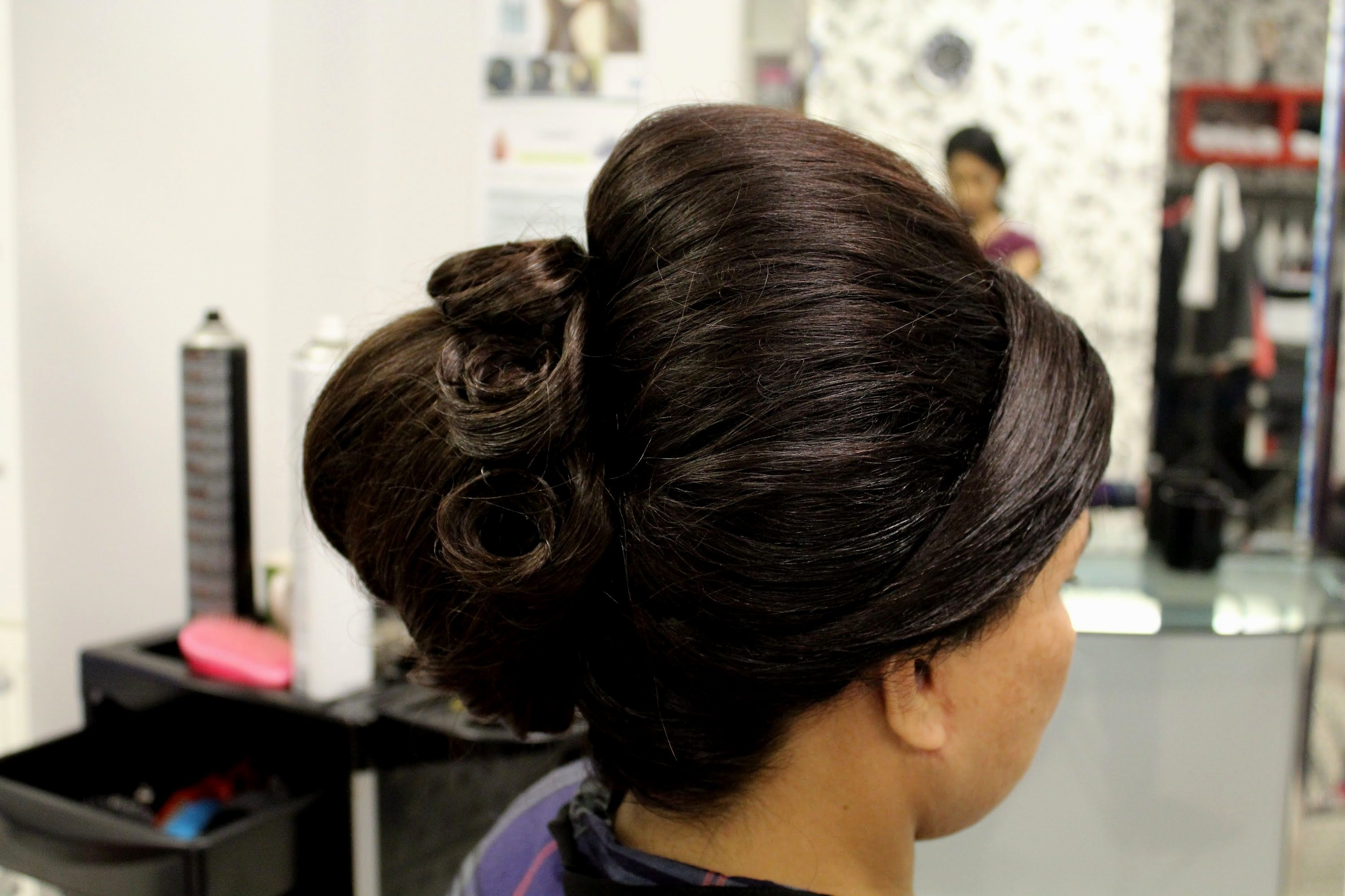 Favorite Wedding Juda Hairstyles Intended For Bridal Juda Hairstyles (View 6 of 15)