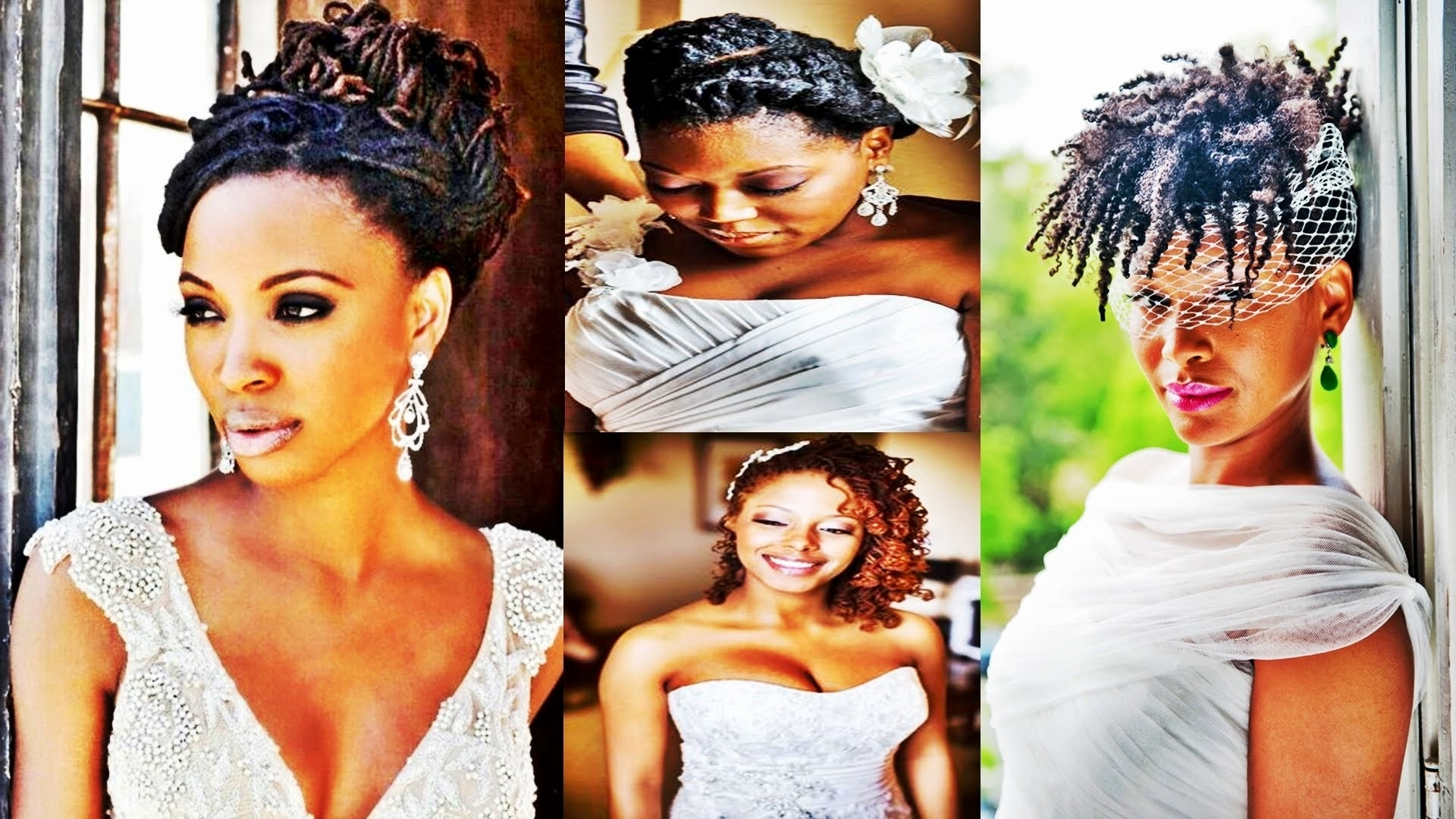 Fresh Zambian Wedding Hairstyles (View 6 of 15)