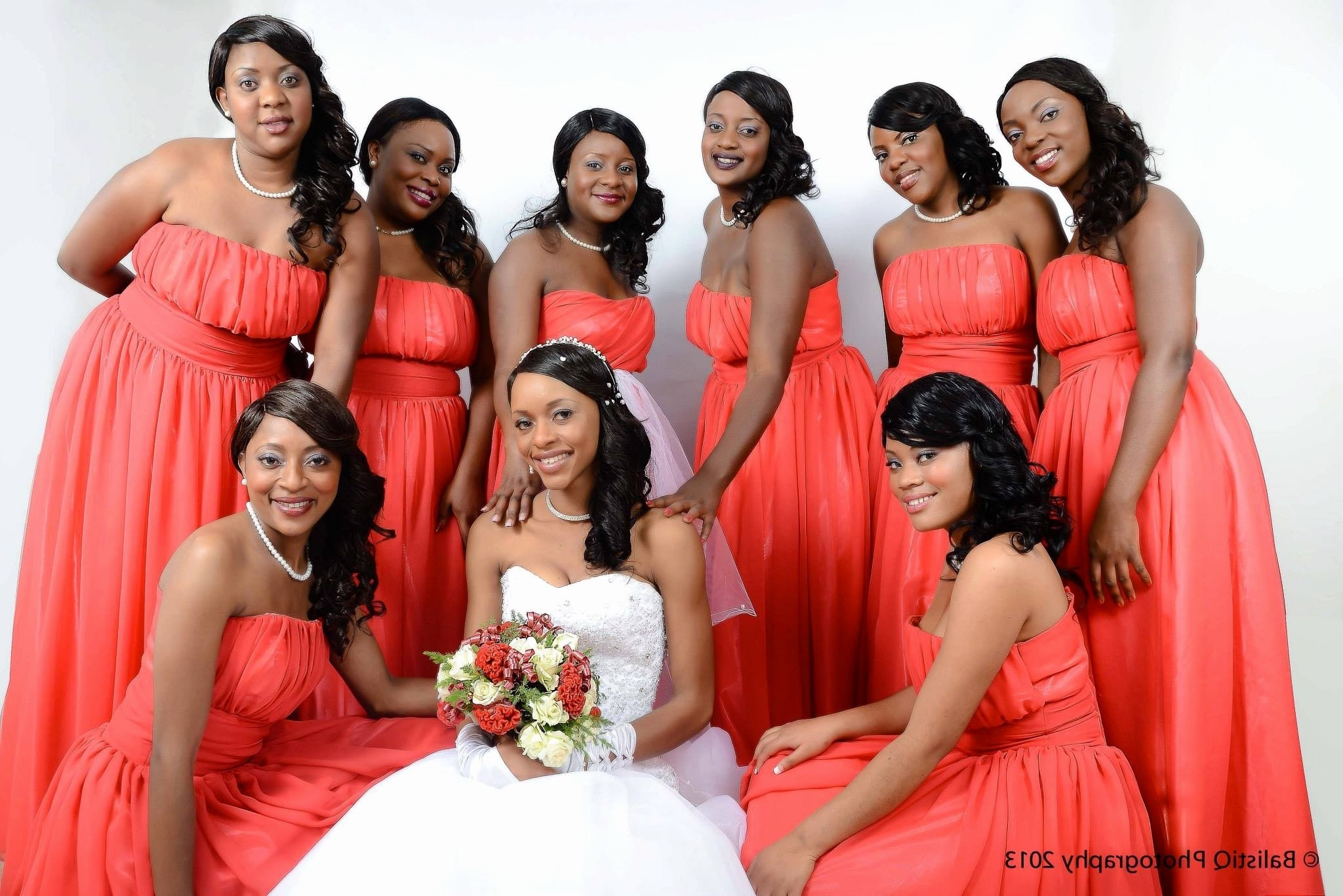 Fresh Zambian Wedding Hairstyles (View 5 of 15)
