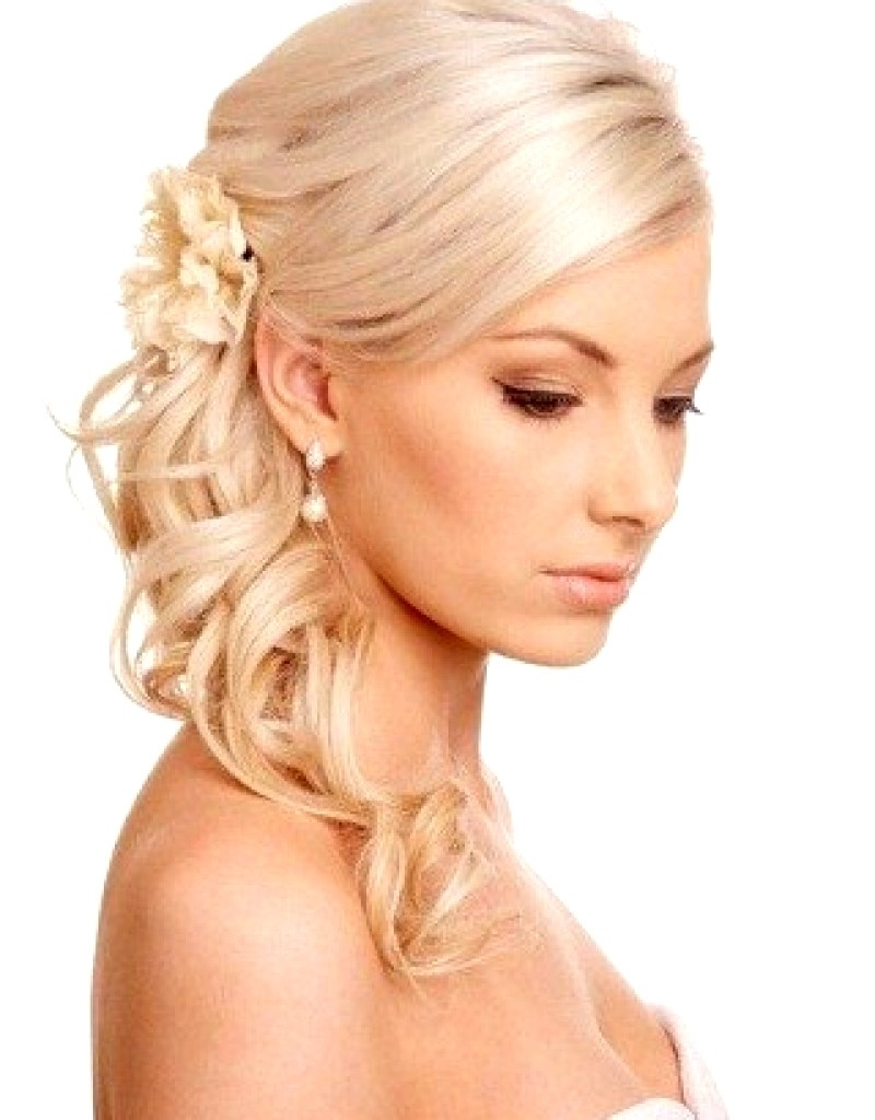 Great Wedding Hairstyles Thin Hair With Regard To Fashionable Wedding Hairstyles For Thin Mid Length Hair (View 7 of 15)