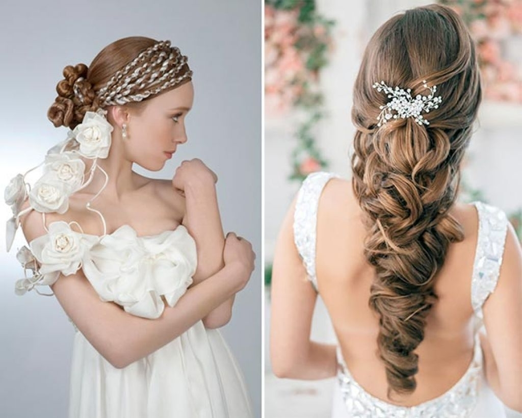 Grecian Wedding Hairstyles (View 2 of 15)