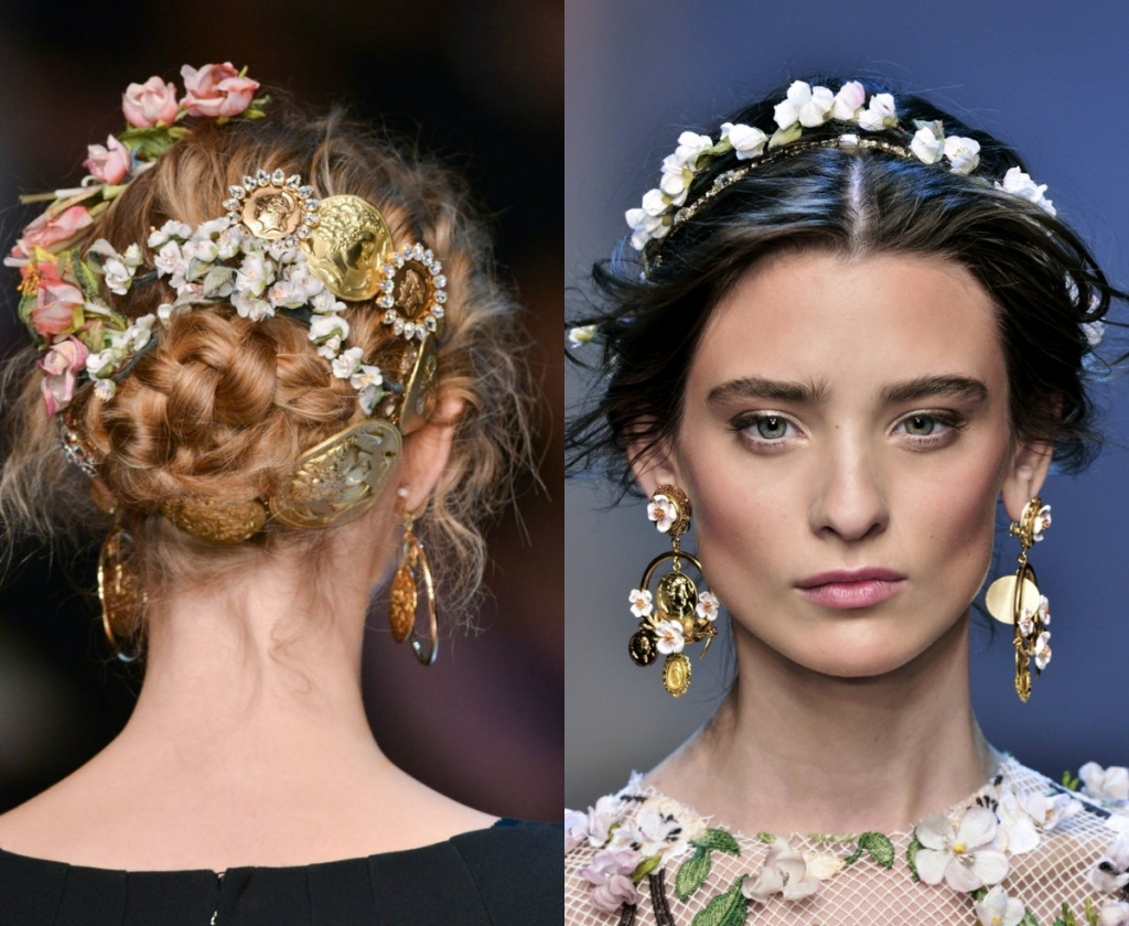Hair Accessories For Updos Hairstyles Wedding Hairstyles Accessories With Regard To Most Current Wedding Hairstyles Like A Princess (View 9 of 15)