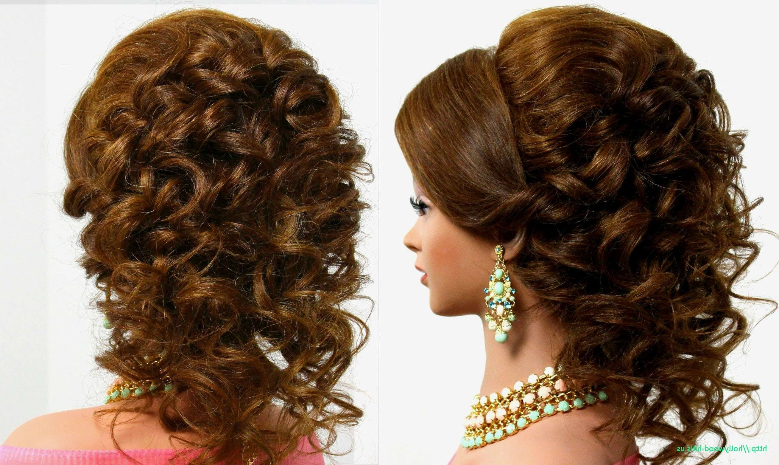 Hair Colors Inspiration For You Using Amazing Wedding Hairstyles In Trendy Wedding Hairstyles For Long Brown Hair (View 7 of 15)