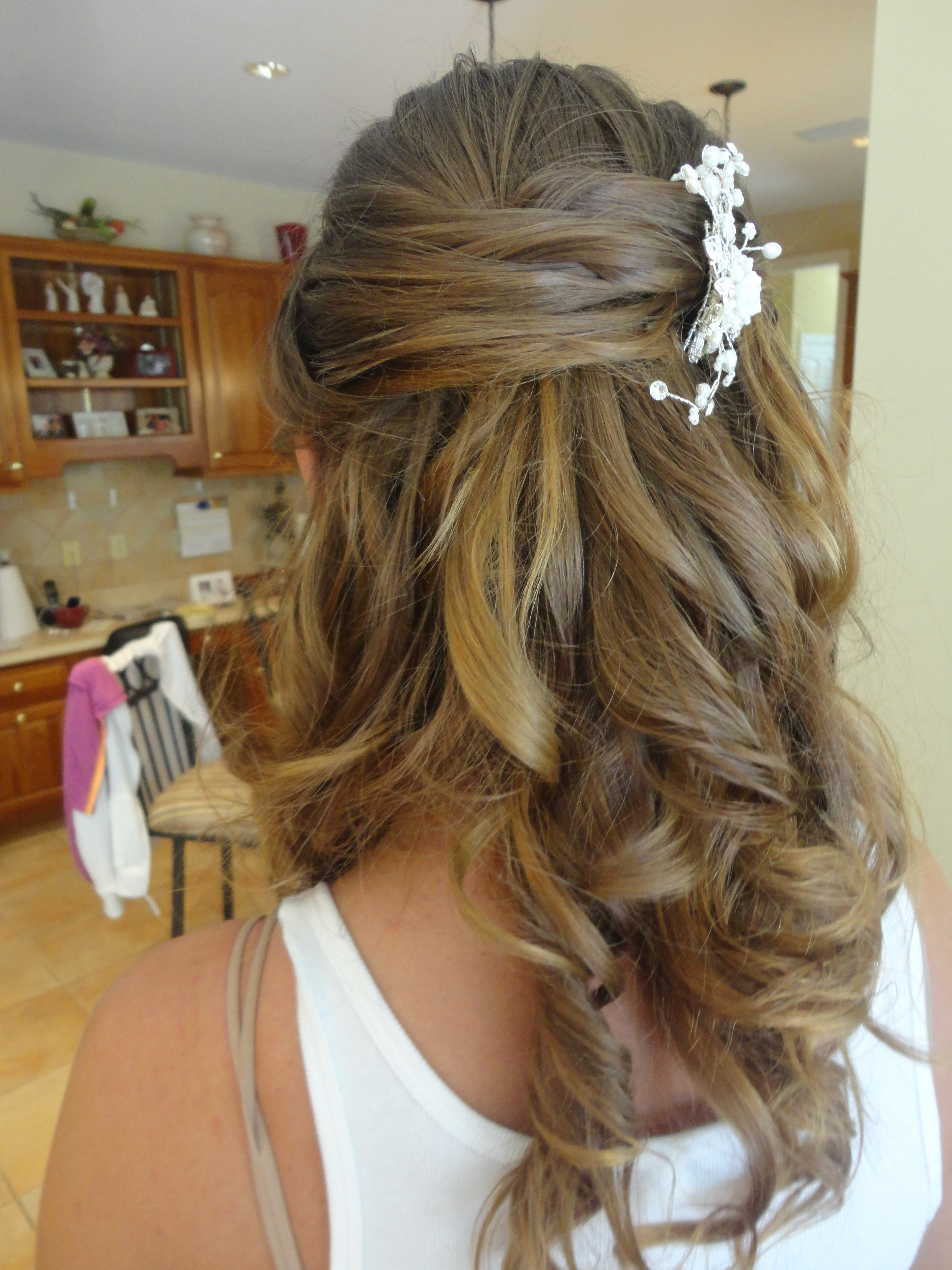 Hair Up Styles With Fascinators (View 5 of 15)