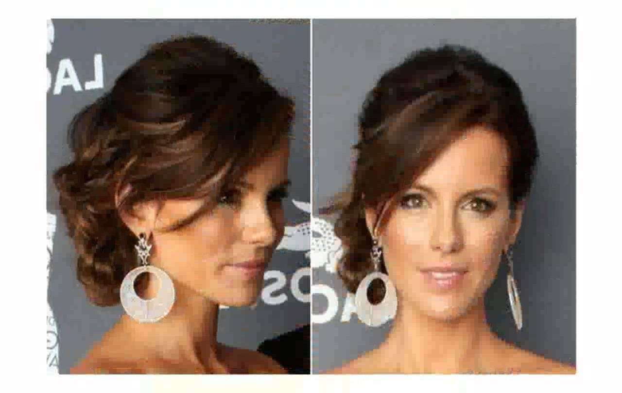 Hairdos On The Side – Irozona – Youtube Inside Well Liked Curly Side Bun Wedding Hairstyles (View 9 of 15)