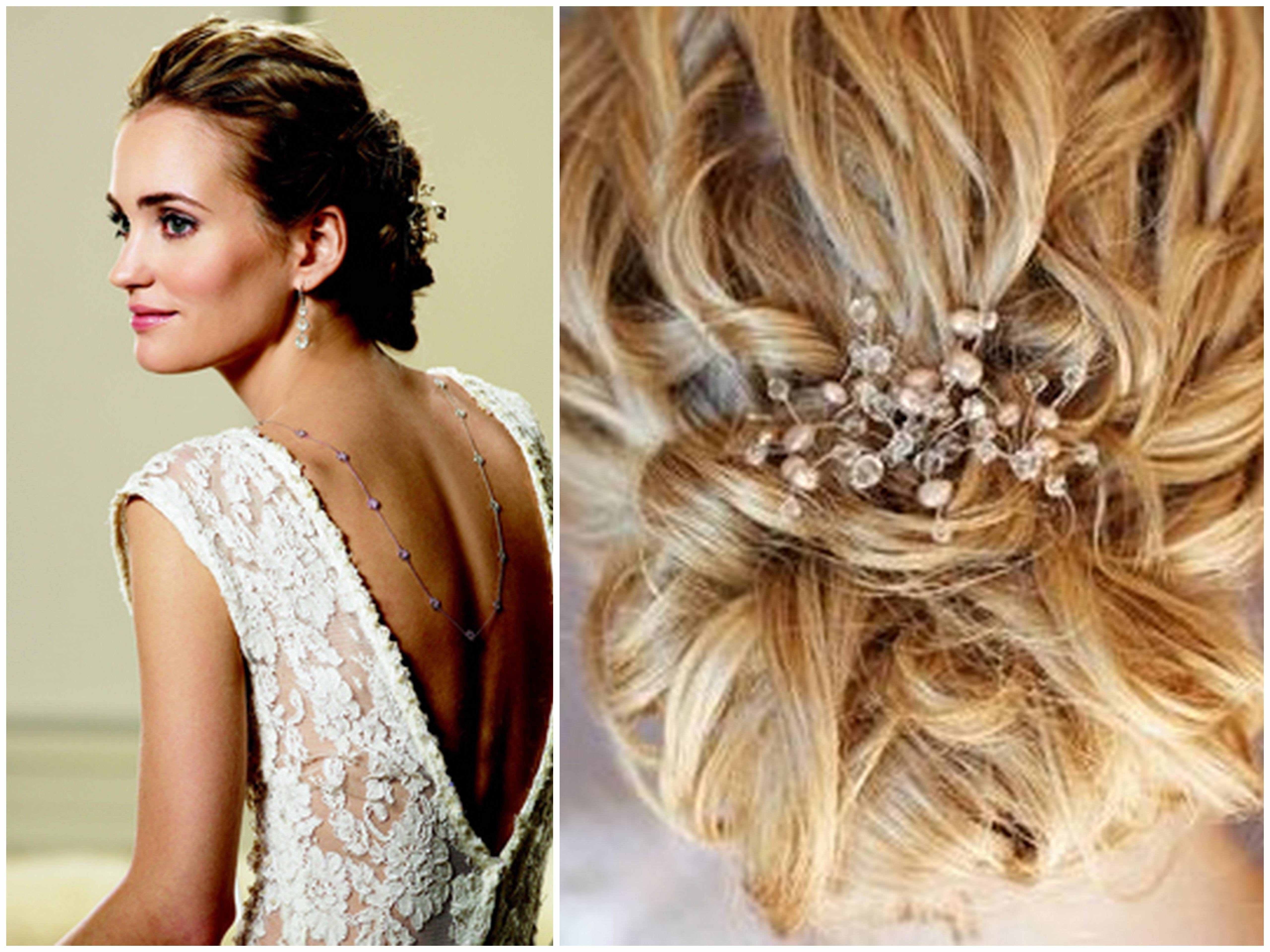 Hairstyle For V Neck Dress – Fresh Hair Cut In Most Recent Wedding Hairstyles For V Neck Dress (View 9 of 15)