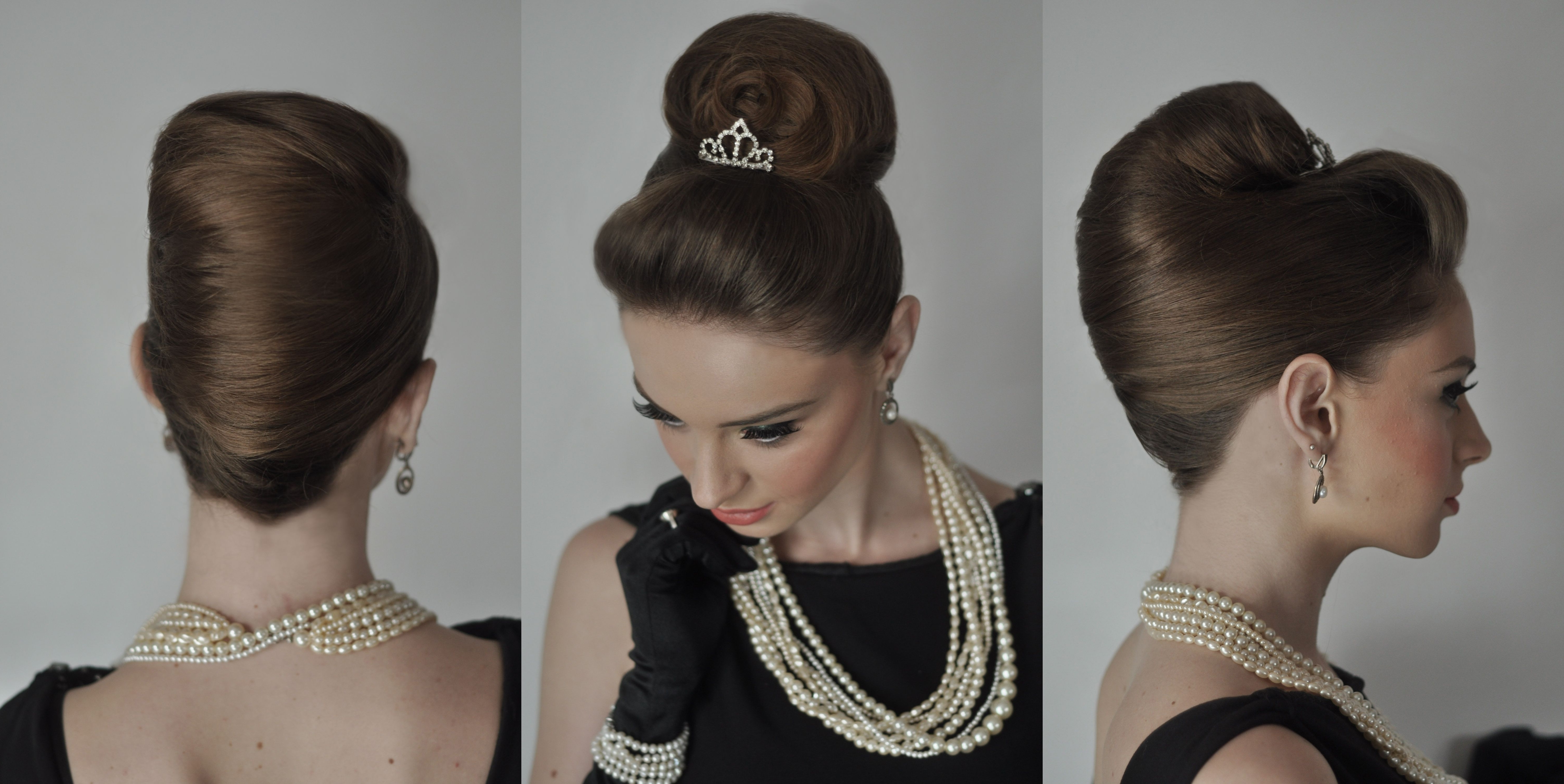 Hairstyleme Pertaining To Best And Newest Audrey Hepburn Wedding Hairstyles (View 9 of 15)