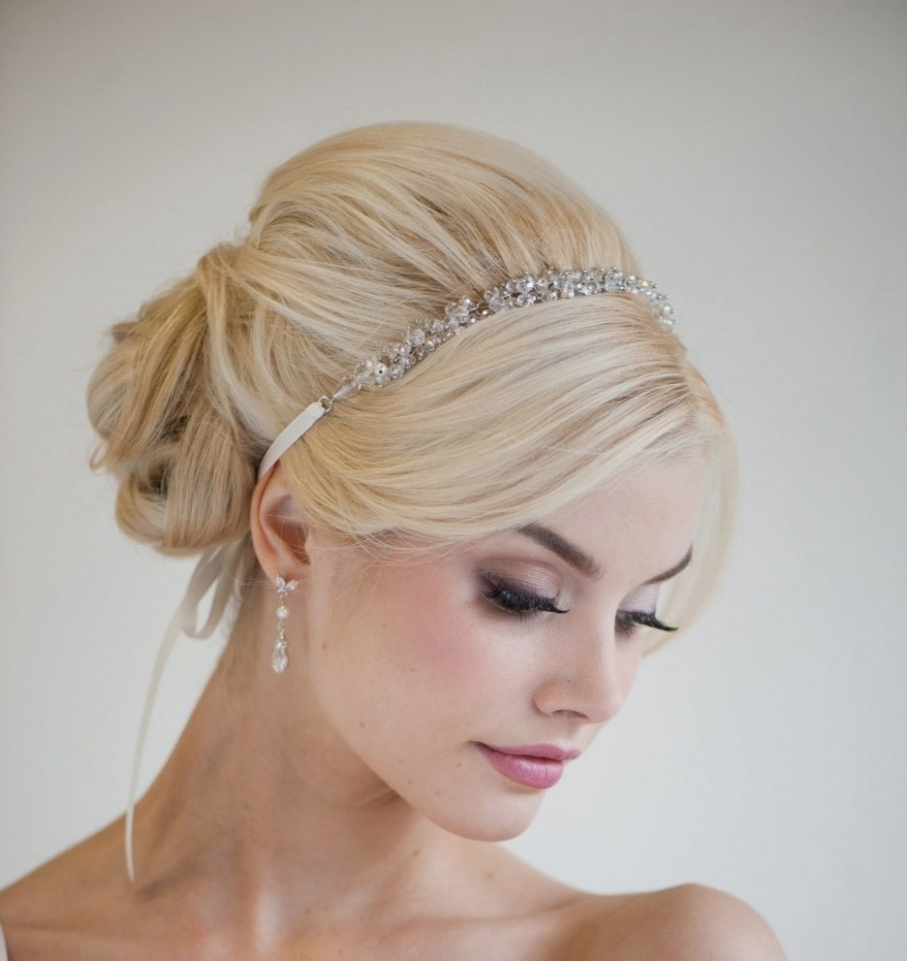 Hairstyles For Wedding Guests Long Hair – Hairstyle For Women In Most Up To Date Wedding Hairstyles For Long Hair With Headband (View 7 of 15)