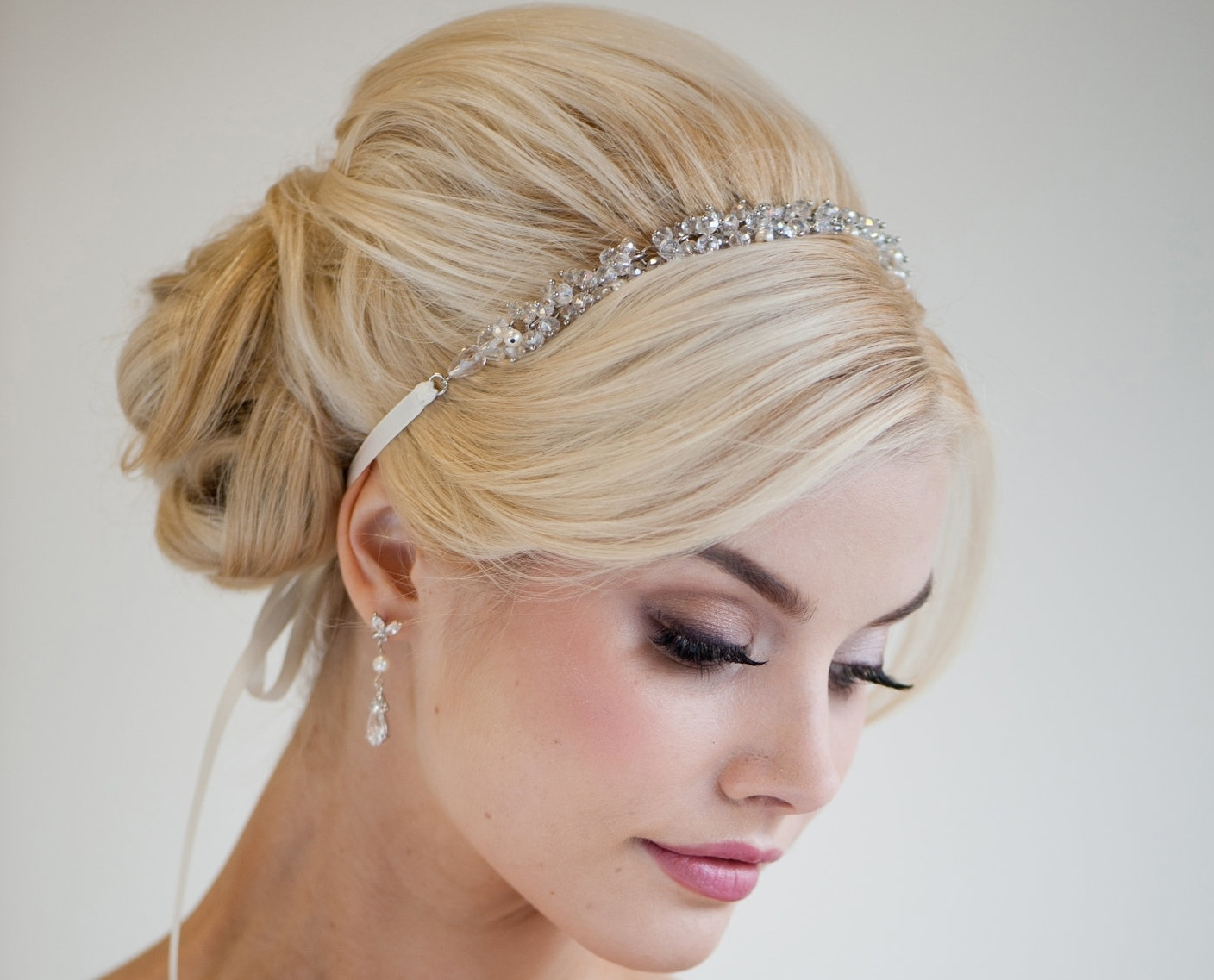 Hairstyles For Weddings Bridesmaid – Hairstyles Inspiration Pertaining To Most Recently Released Wedding Hairstyles For Bride And Bridesmaids (View 9 of 15)