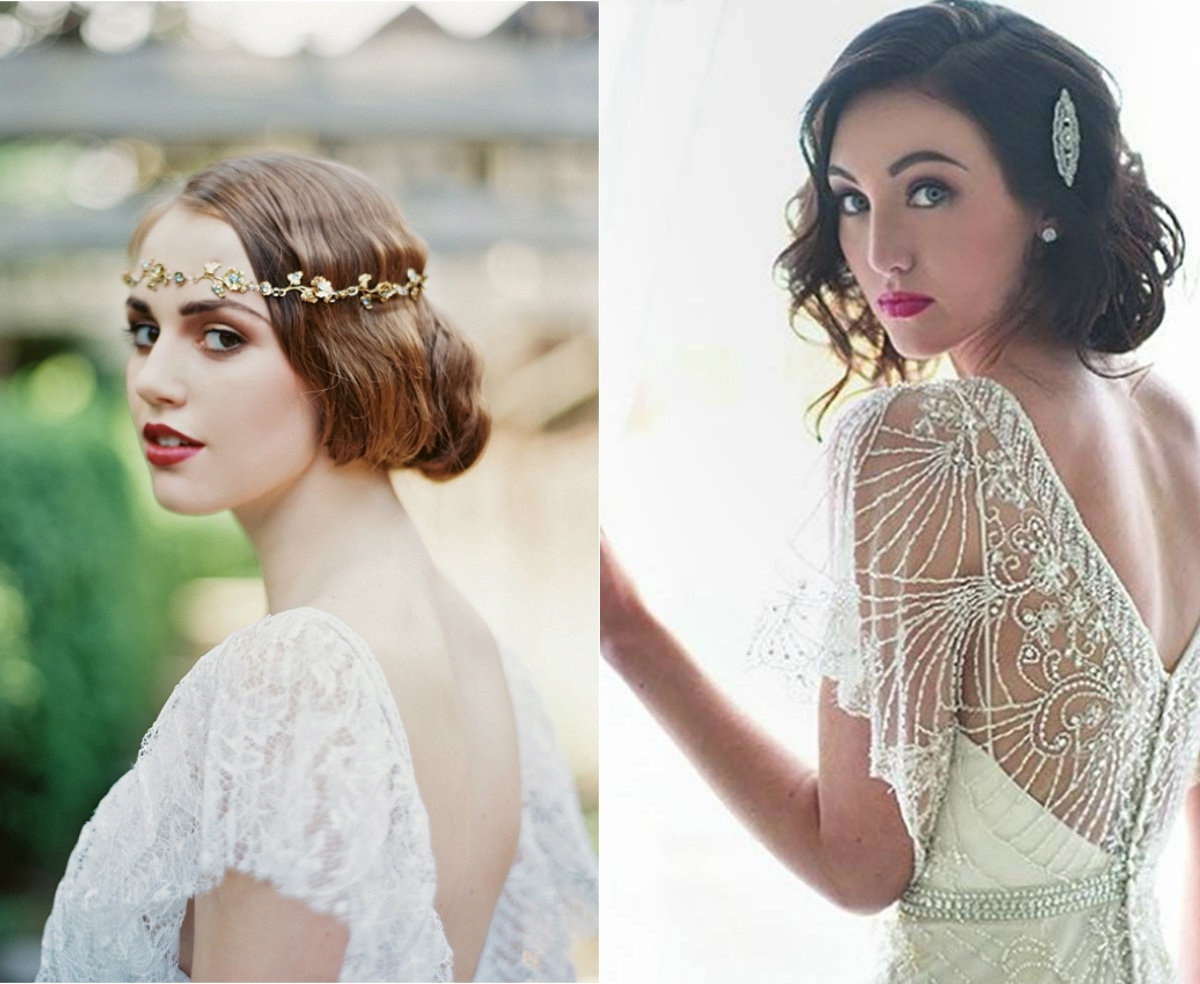 Hairstyles, Haircuts And Intended For Most Popular Retro Wedding Hairstyles (View 5 of 15)