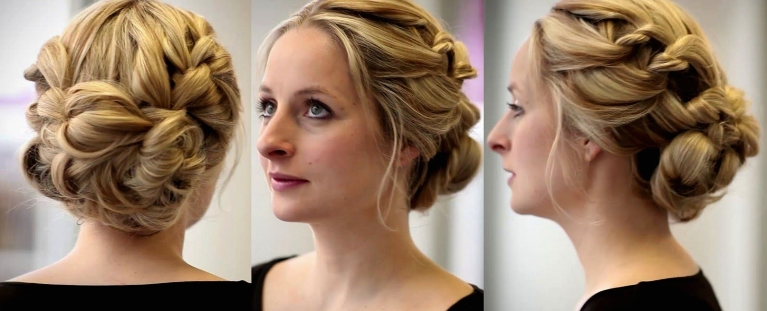 Hairstyles Ideas Intended For Fresh In Most Popular Wedding Hairstyles For Bridesmaids (View 8 of 15)