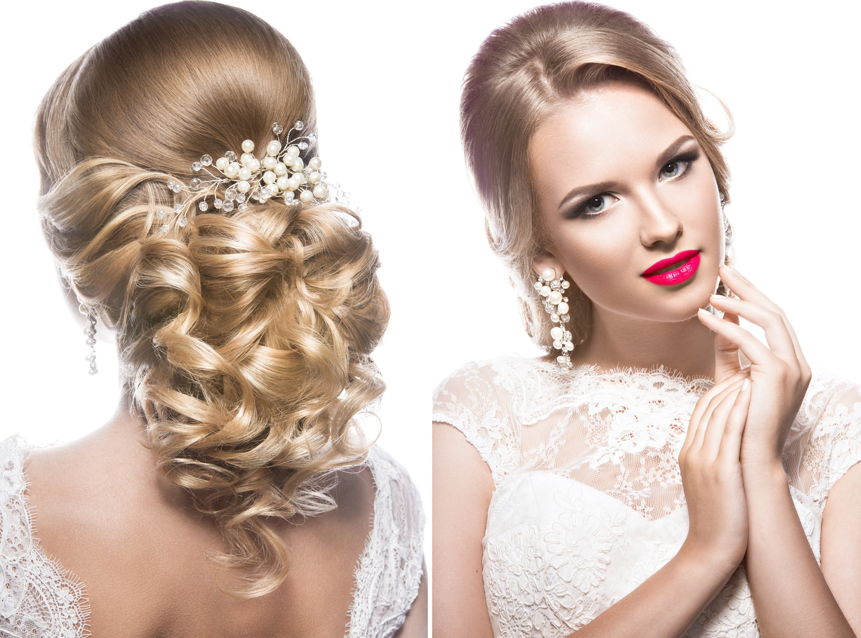How To Get Beautiful Hair On Your Wedding Day With Hair Extensions Within Most Current Wedding Hairstyles With Hair Extensions (View 7 of 15)