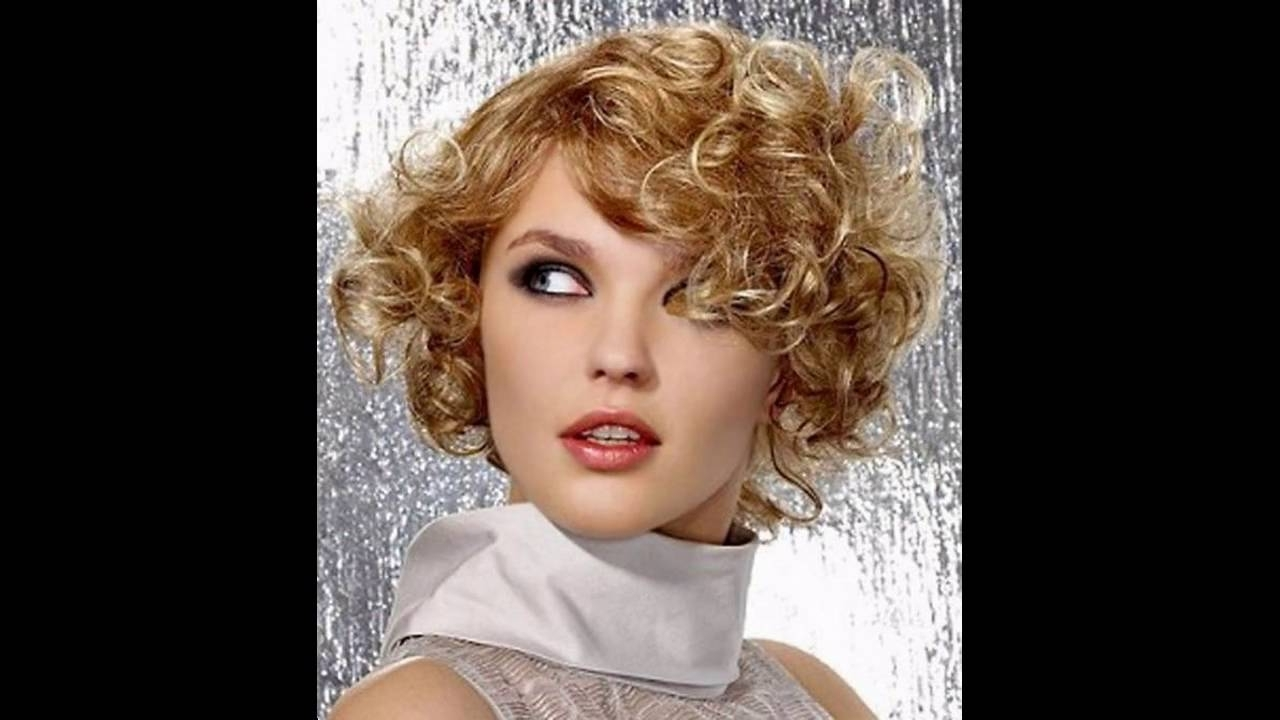 Ideas Literarywondrous Shorttyles For Round Curlytyle Faces Haircut Within Well Known Wedding Hairstyles For Short Hair And Round Face (View 2 of 15)