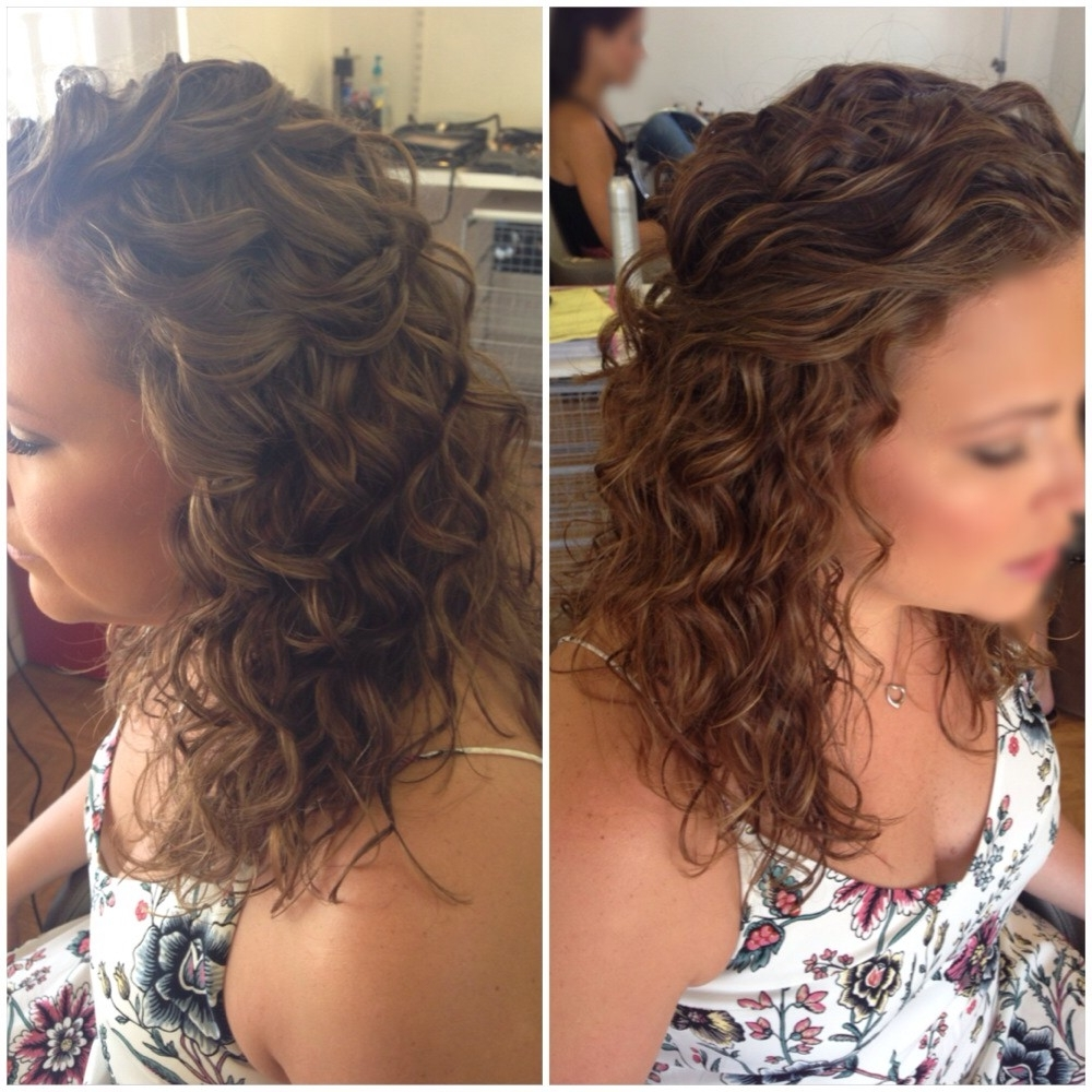 Ideas Naturally Curly Wedding Hairstyles Updos For Hair 1300X1223 Inside Popular Wedding Hairstyles For Short Natural Curly Hair (View 7 of 15)