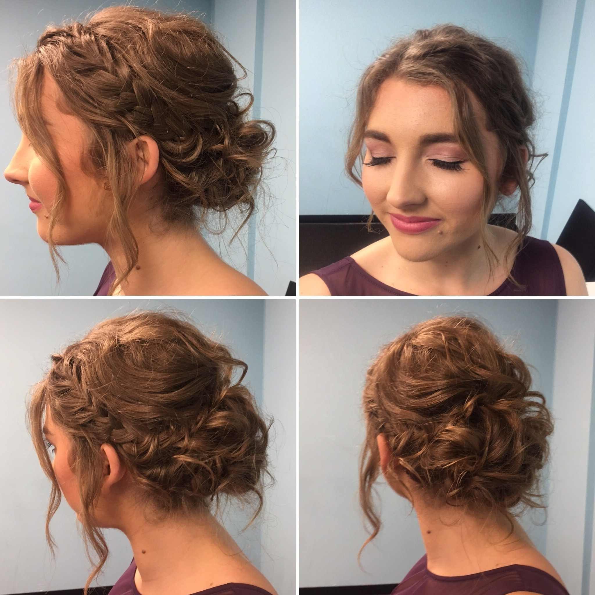 Ideas Simple Updos For Wedding Beautiful Maxresdefault Hair Guests Pertaining To Trendy Cute Wedding Hairstyles For Bridesmaids (View 4 of 15)