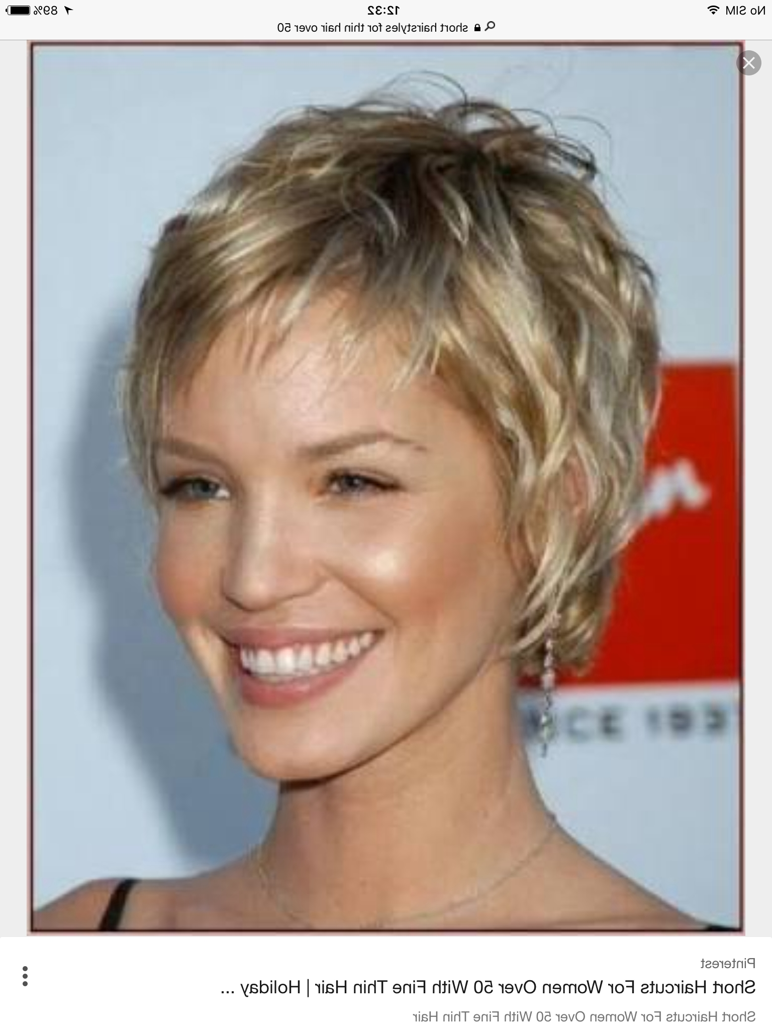 Ideas Singular Hairstyles For Fine Hair Over Women With Thin Fresh For Well Known Wedding Hairstyles For Women Over  (View 5 of 15)