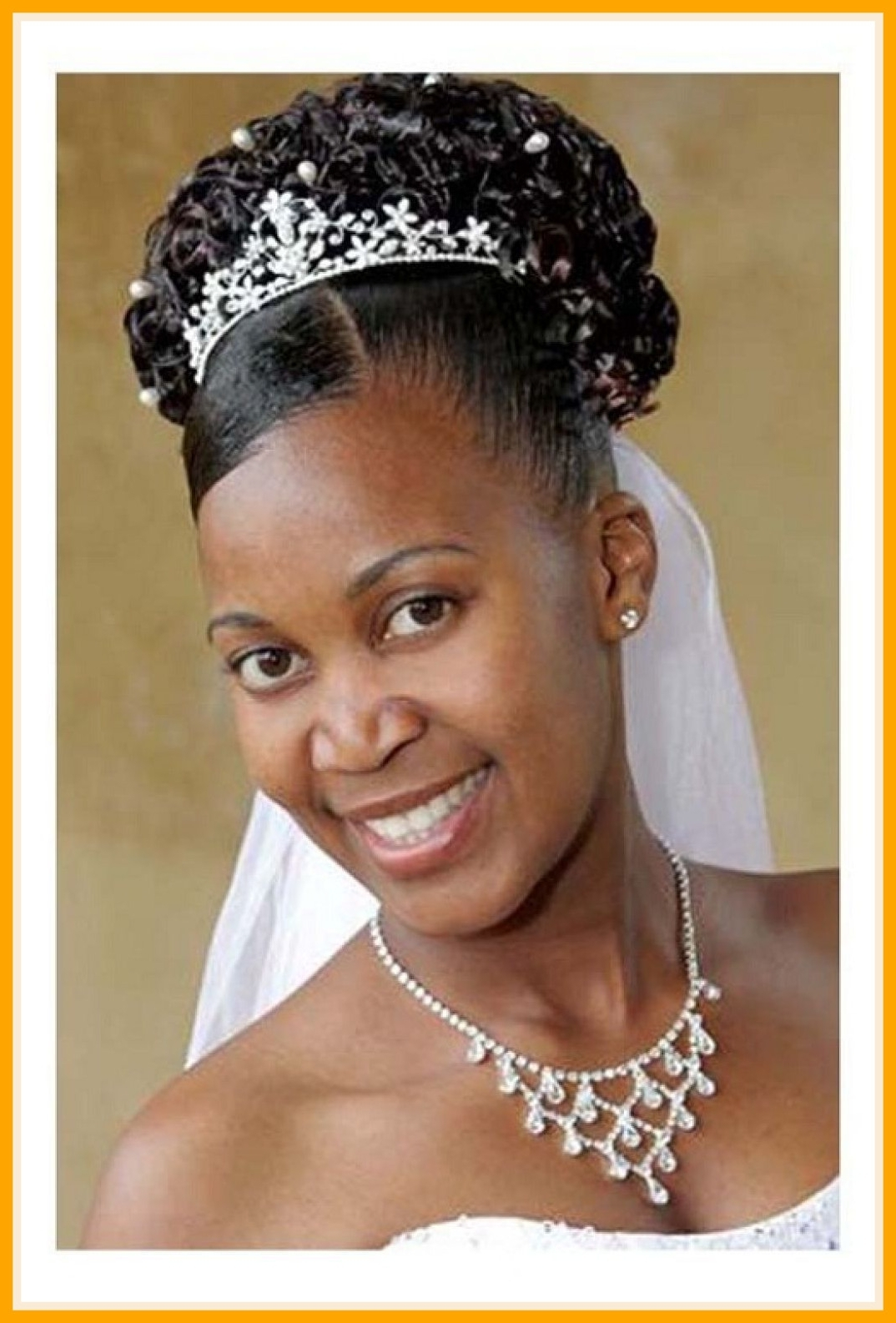 Incredible Natural Wedding Hair For Black Women With Braids Pic Of With Regard To Latest Nigerian Wedding Hairstyles For Bridesmaids (View 15 of 15)