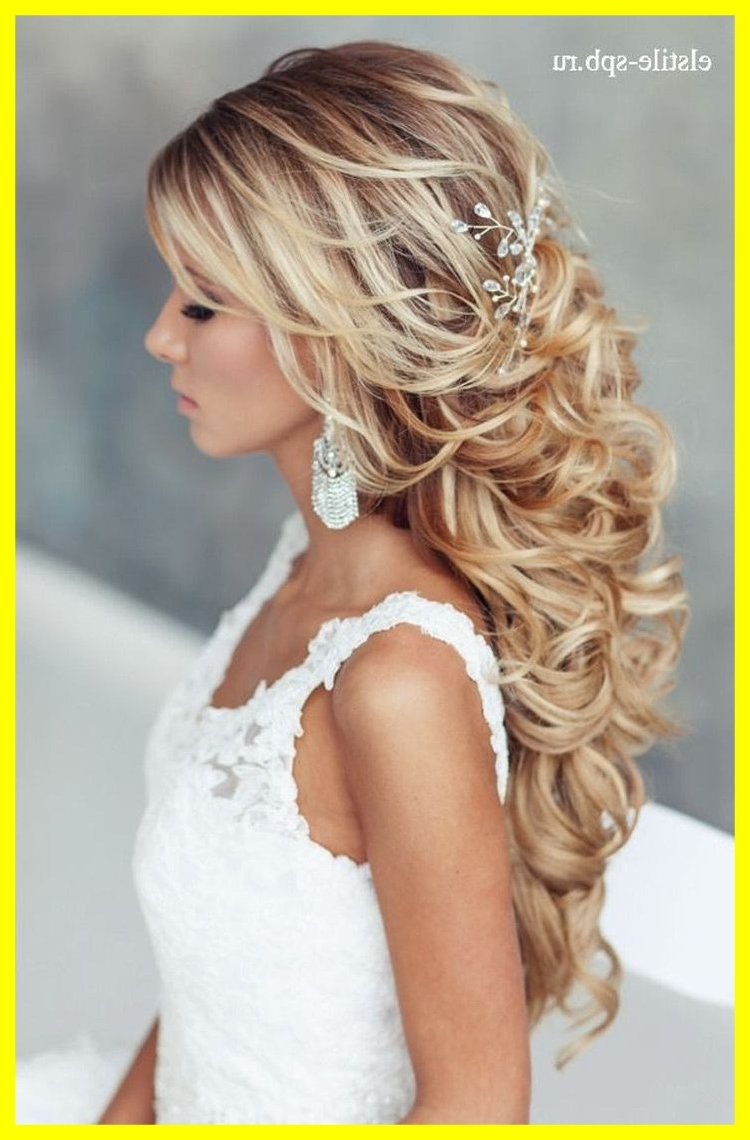 Inspiring Bridesmaid Hairstyles For Long Hair Best Beach Wedding In Fashionable Beach Wedding Hair For Bridesmaids (View 14 of 15)