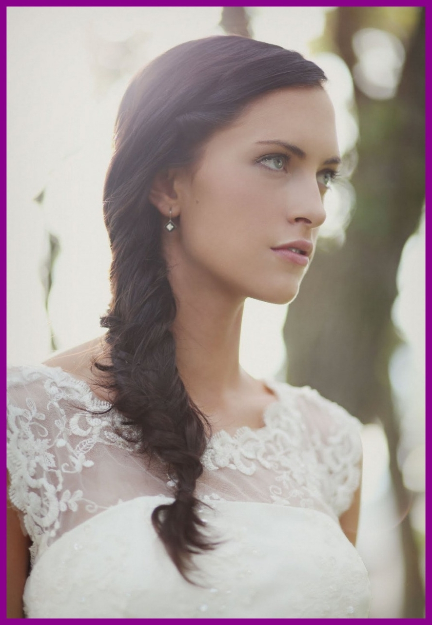 Inspiring Wedding Hairstyles Thin Hair Picture For Updos Fine With Regard To 2018 Wedding Hairstyles For Long Thin Hair (Gallery 13 of 15)