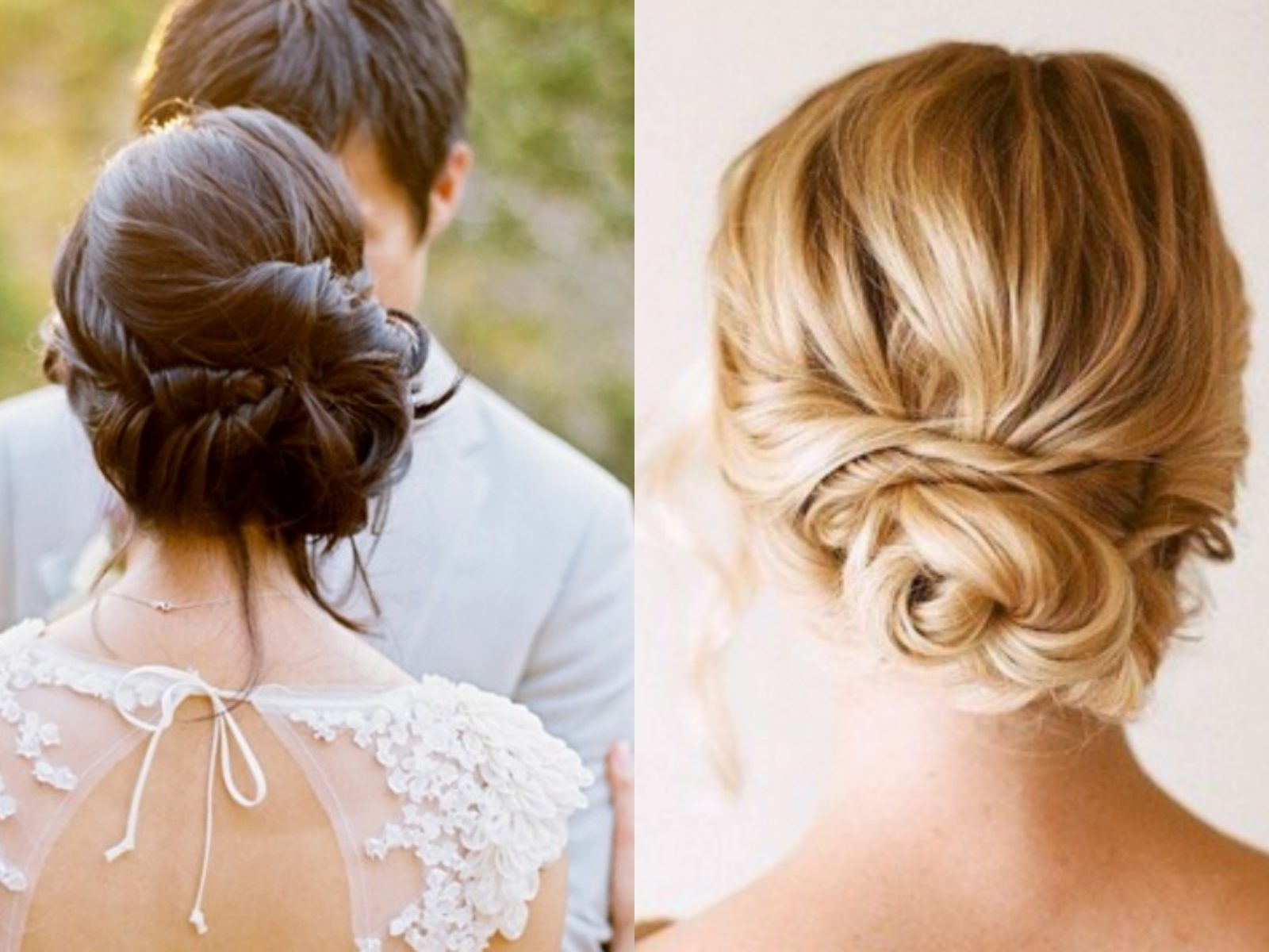 Interesting Messy Bun Hairstyles For Wedding With Additional Messy Within Most Recent Messy Bun Wedding Hairstyles (View 9 of 15)