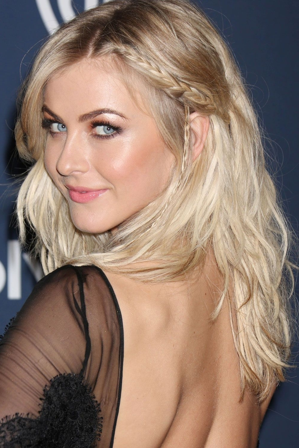 Julianne With Preferred Julianne Hough Wedding Hairstyles (View 6 of 15)