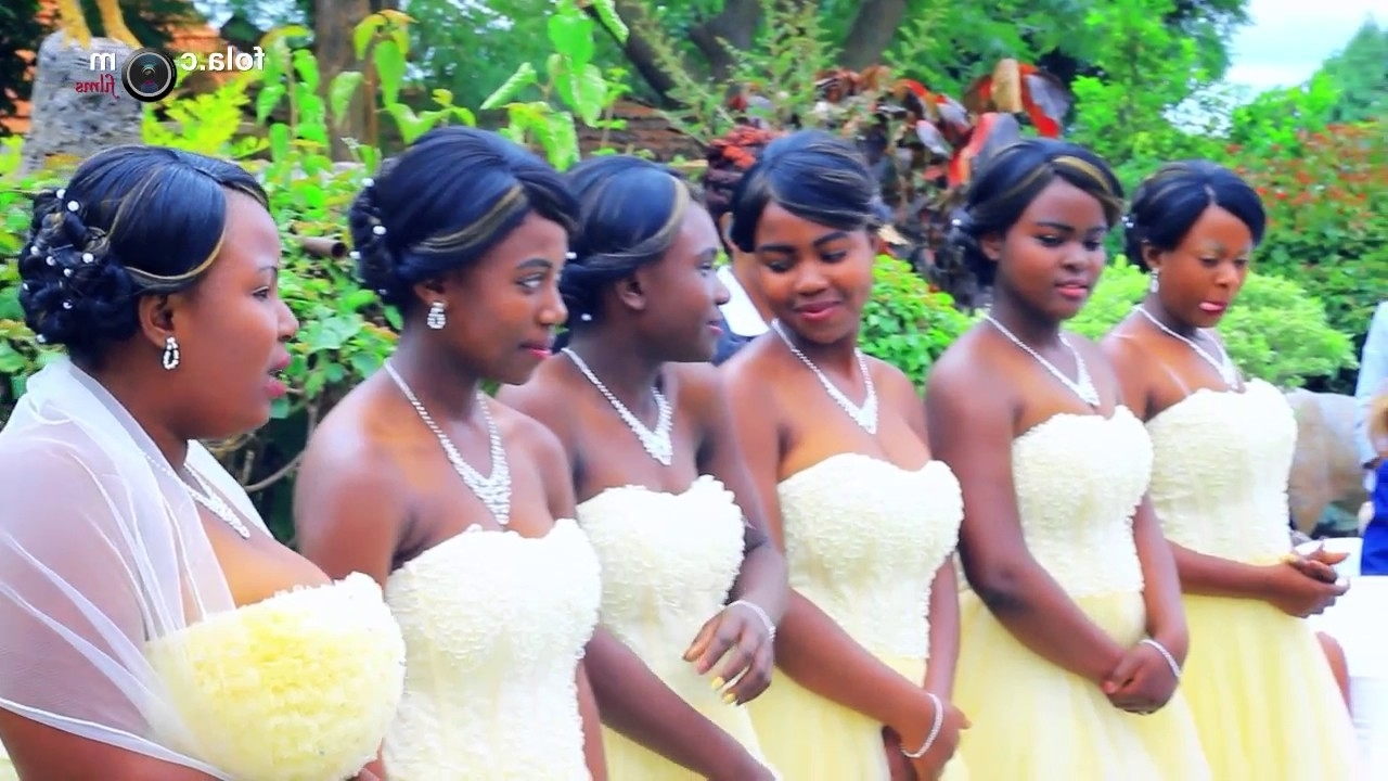 Kitchen Parties & African Weddings – Zambian Brides (Gallery 9 of 15)