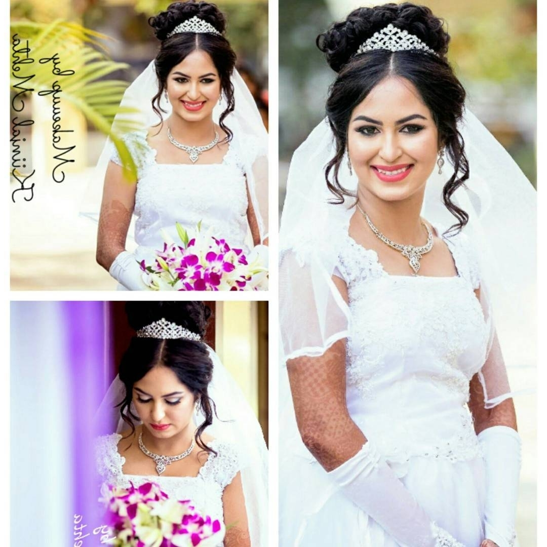 Featured Photo of Christian Bride Wedding Hairstyles