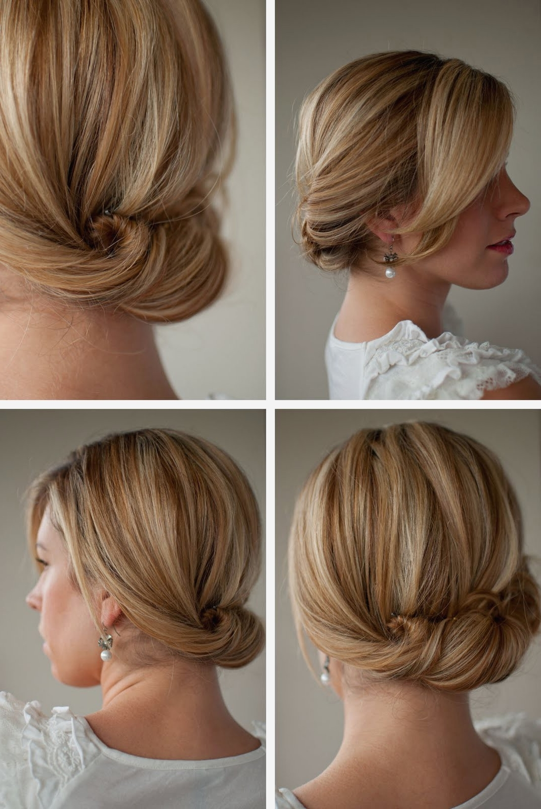 Latest Easy Wedding Guest Hairstyles For Short Hair Intended For Wedding Hairstyles : View Hairstyles For Short Hair Wedding Guest (View 9 of 15)