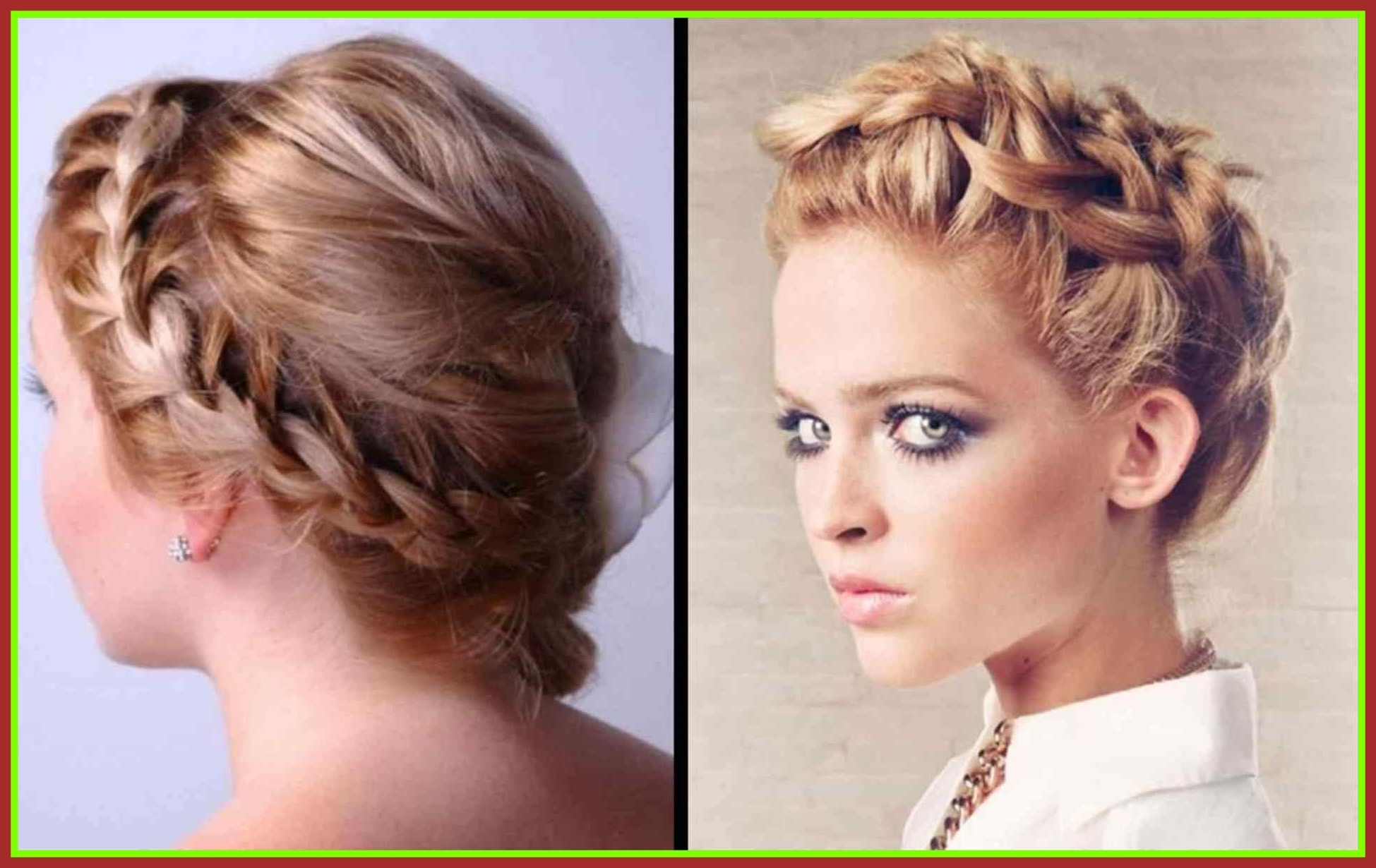 Latest Quick Wedding Hairstyles With Regard To Fascinating Quick Wedding Hairstyles Updo To The Side For Prom Or (View 11 of 15)